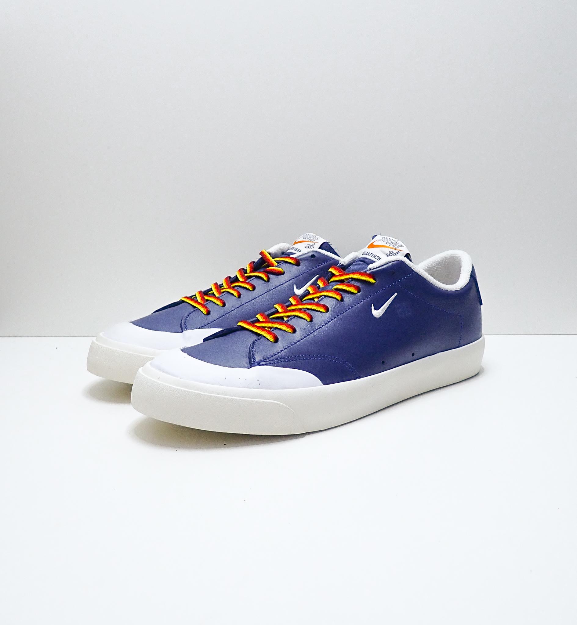 Nike SB Blazer Low XT Quartersnacks Navy