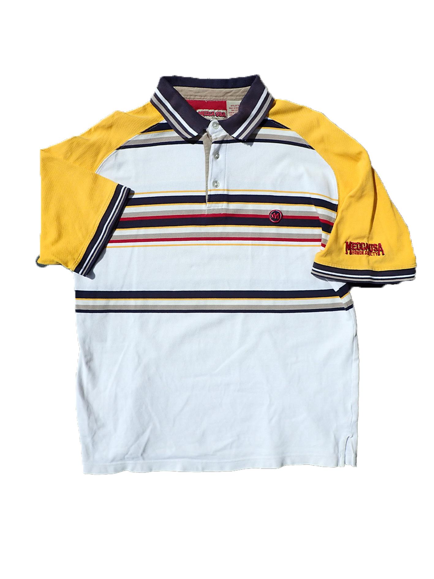 Mecca USA  Polo Shirt