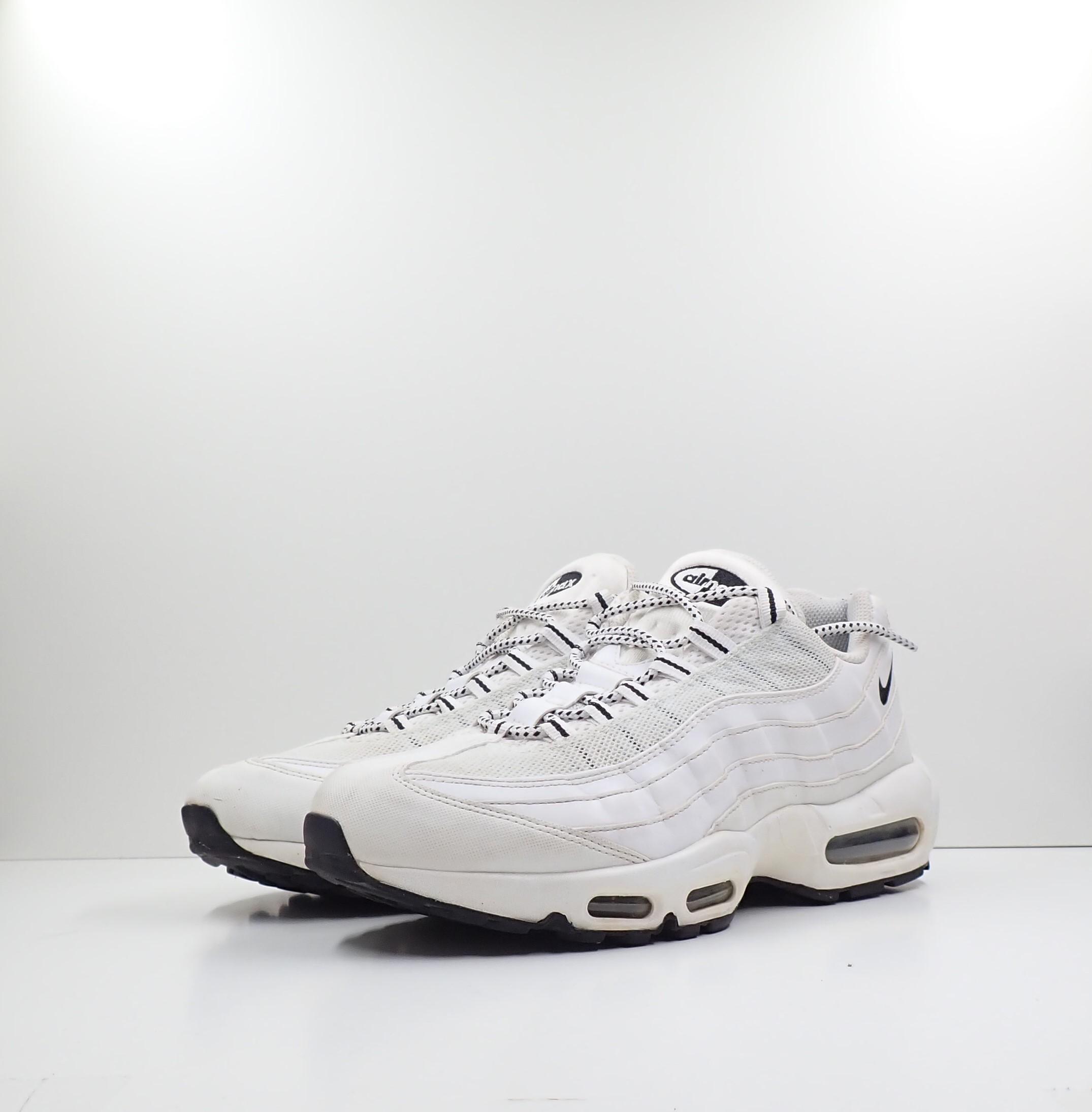 Nike Air Max 95 White Black