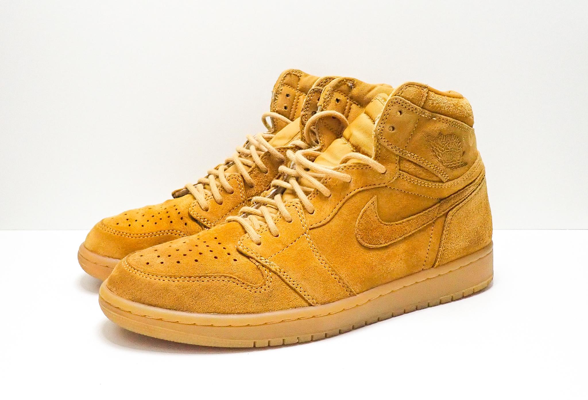 Jordan 1 Retro Wheat