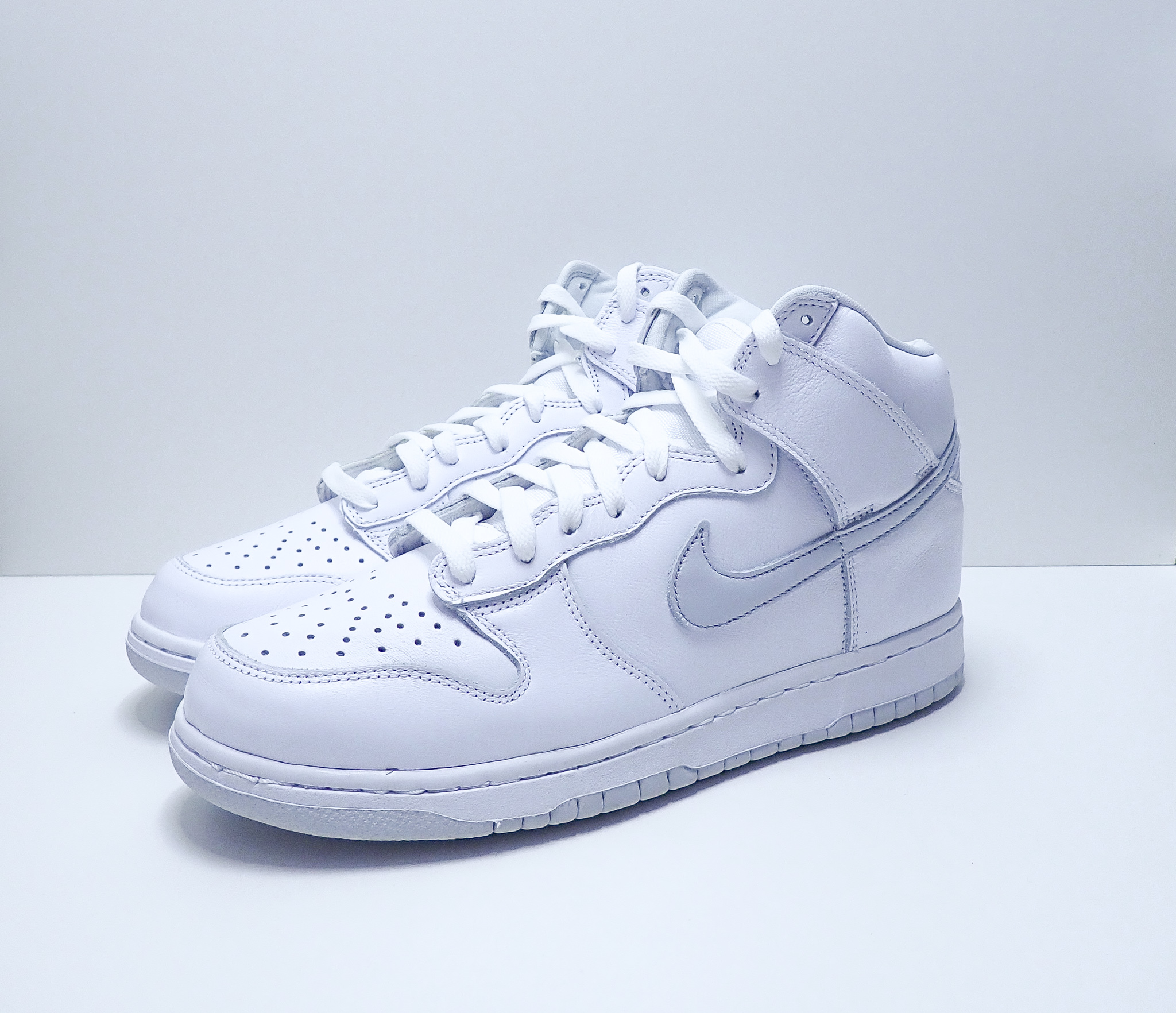Nike Dunk High SP Pure Platinum