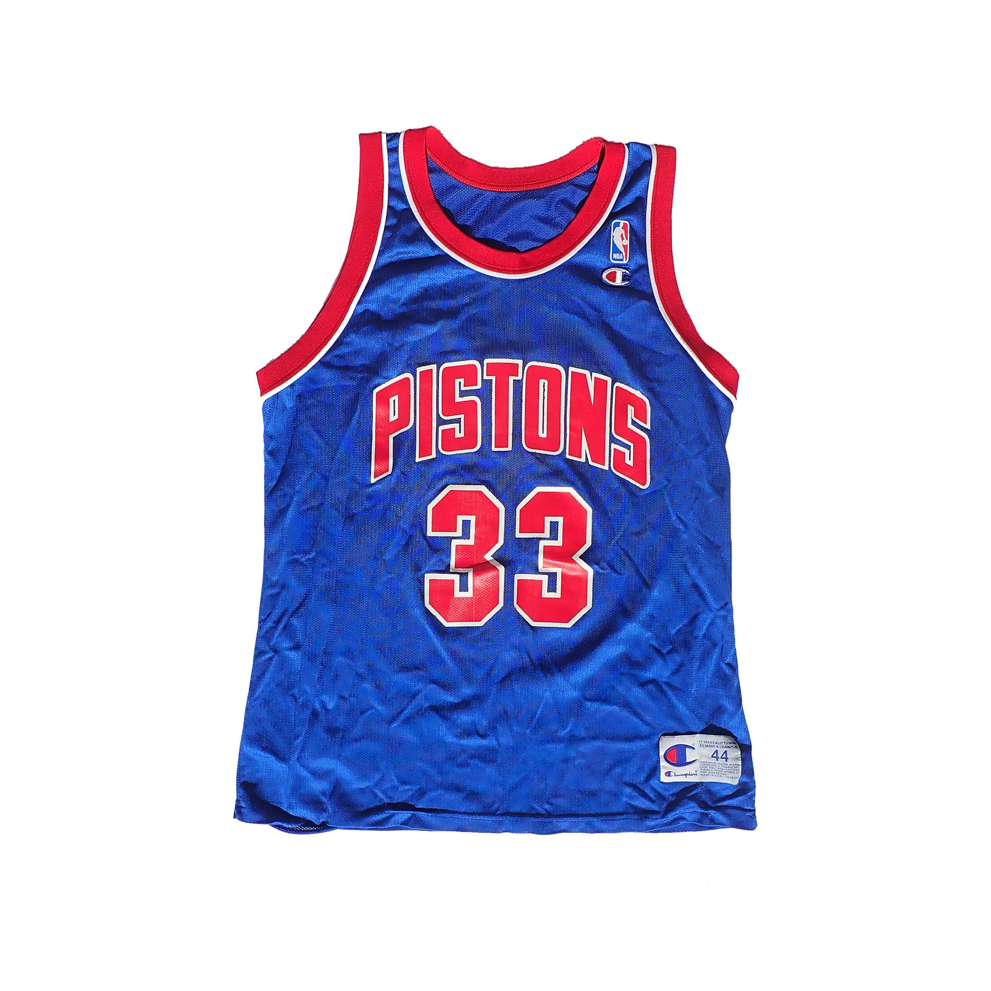 Champion NBA Detroit Pistons Jersey