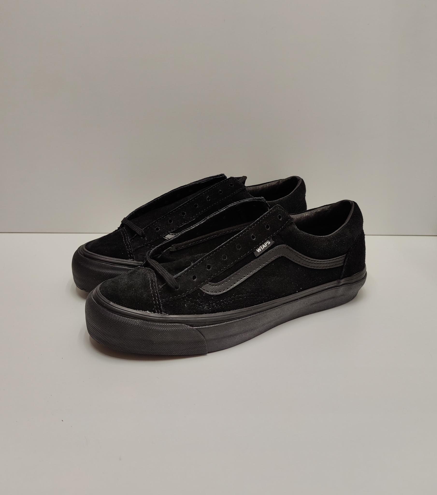 Vans OG Style 36 LX Black WTAPS