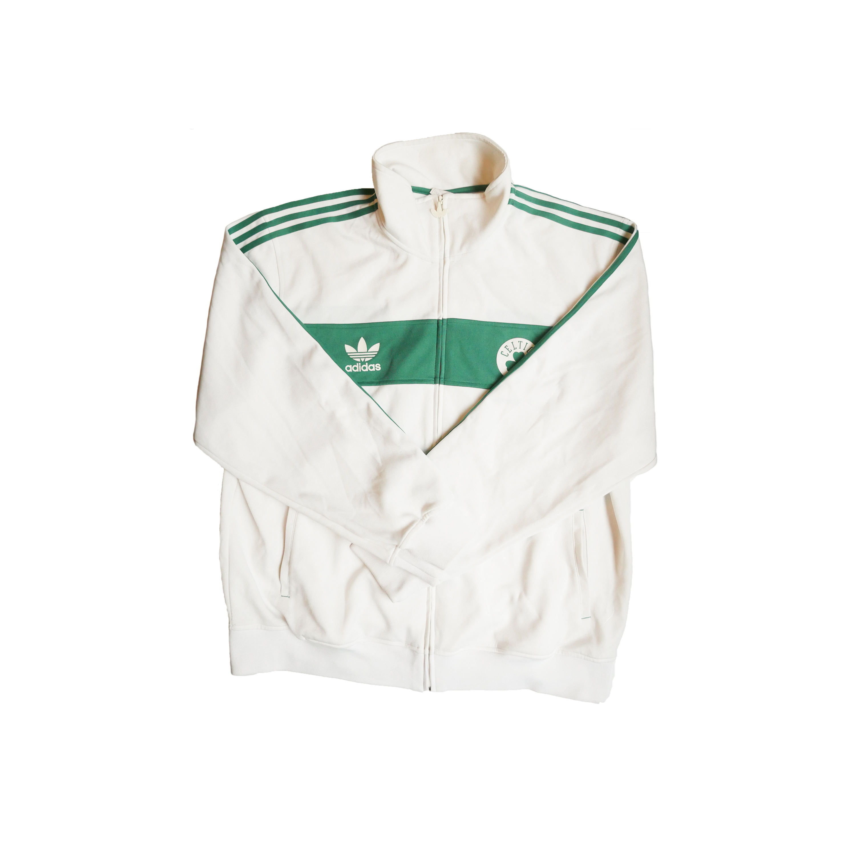 Adidas Celtics Track Top