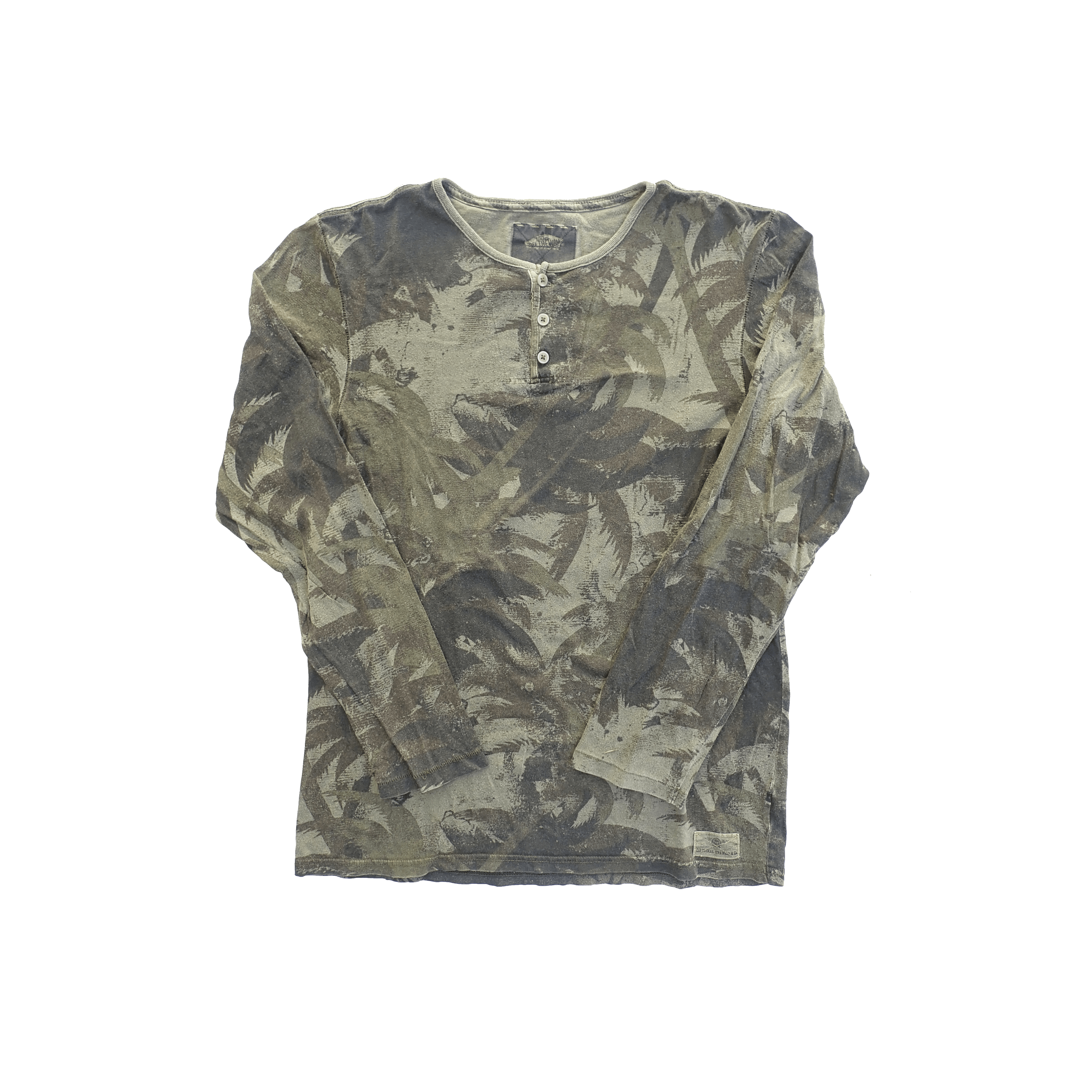 Vans Longsleeve T Shirt