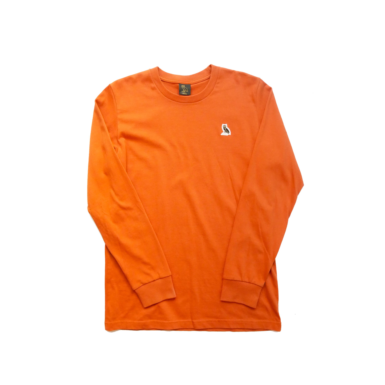 OVO Owl Longsleeve T Shirt