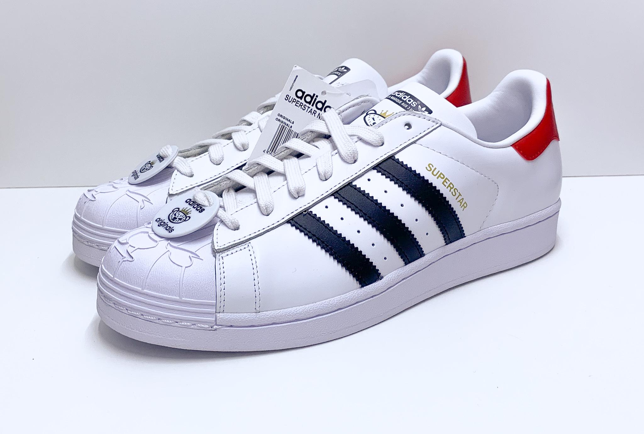 Adidas Originals Nigo Bearfoot