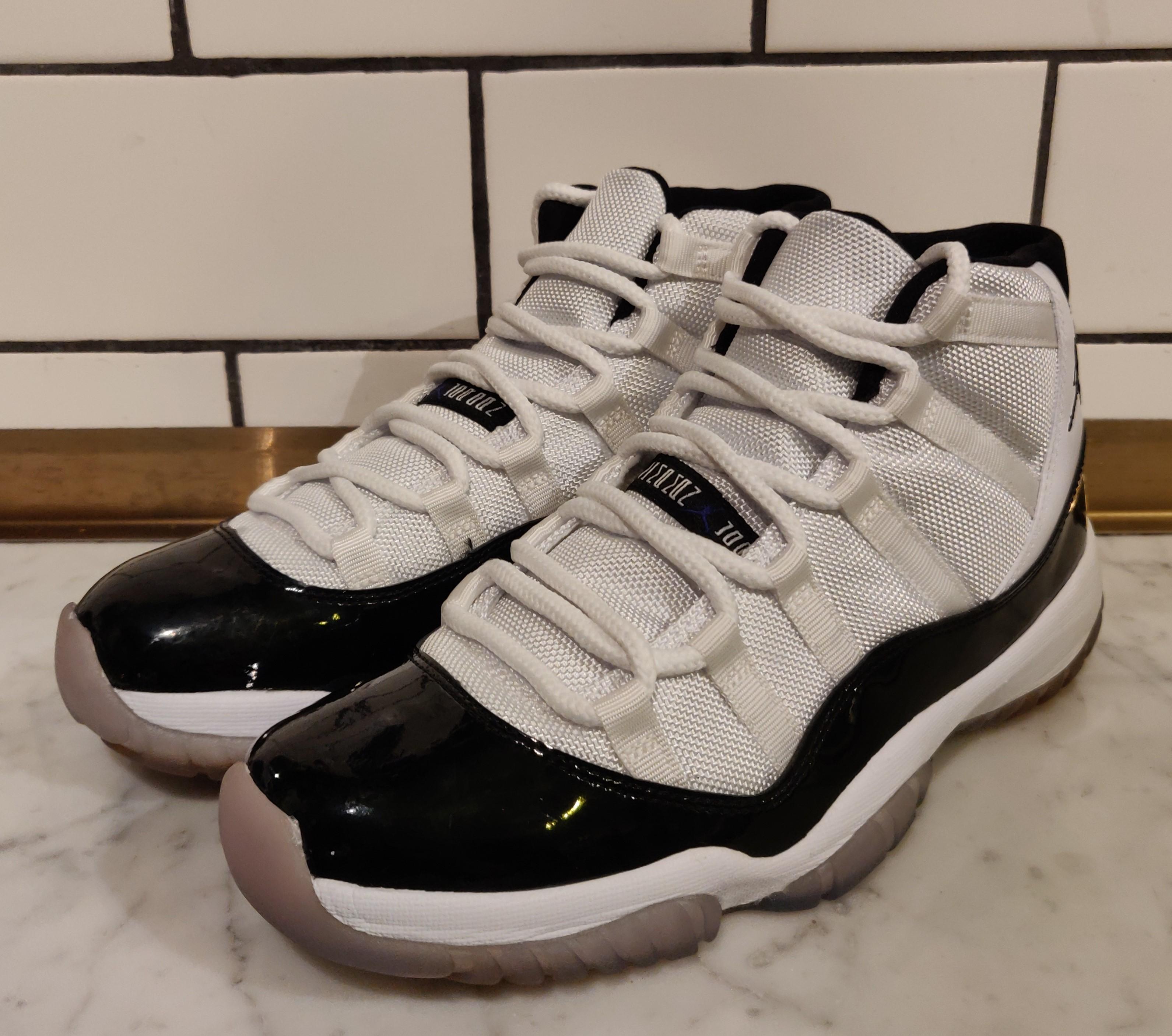 Jordan 11 concord (2011)