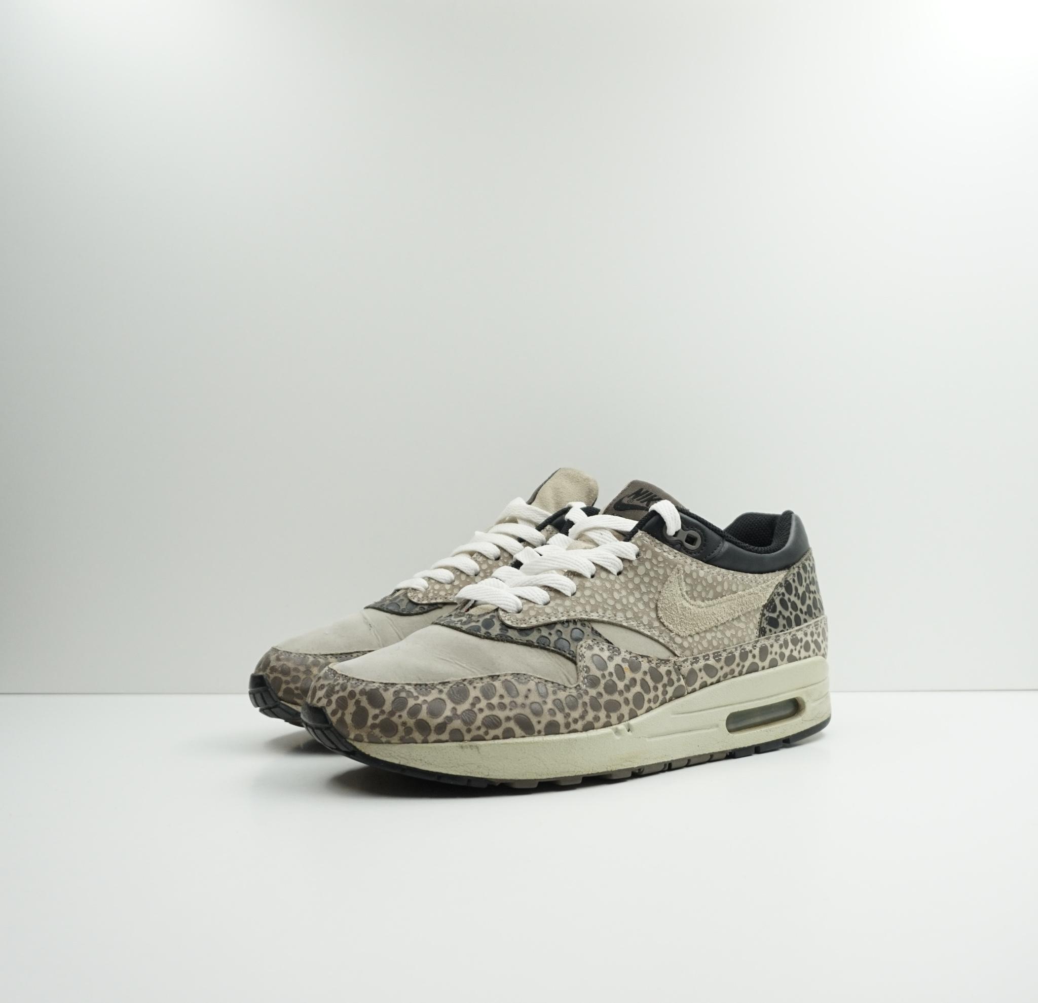 Nike Air Max 1 Grey Safari