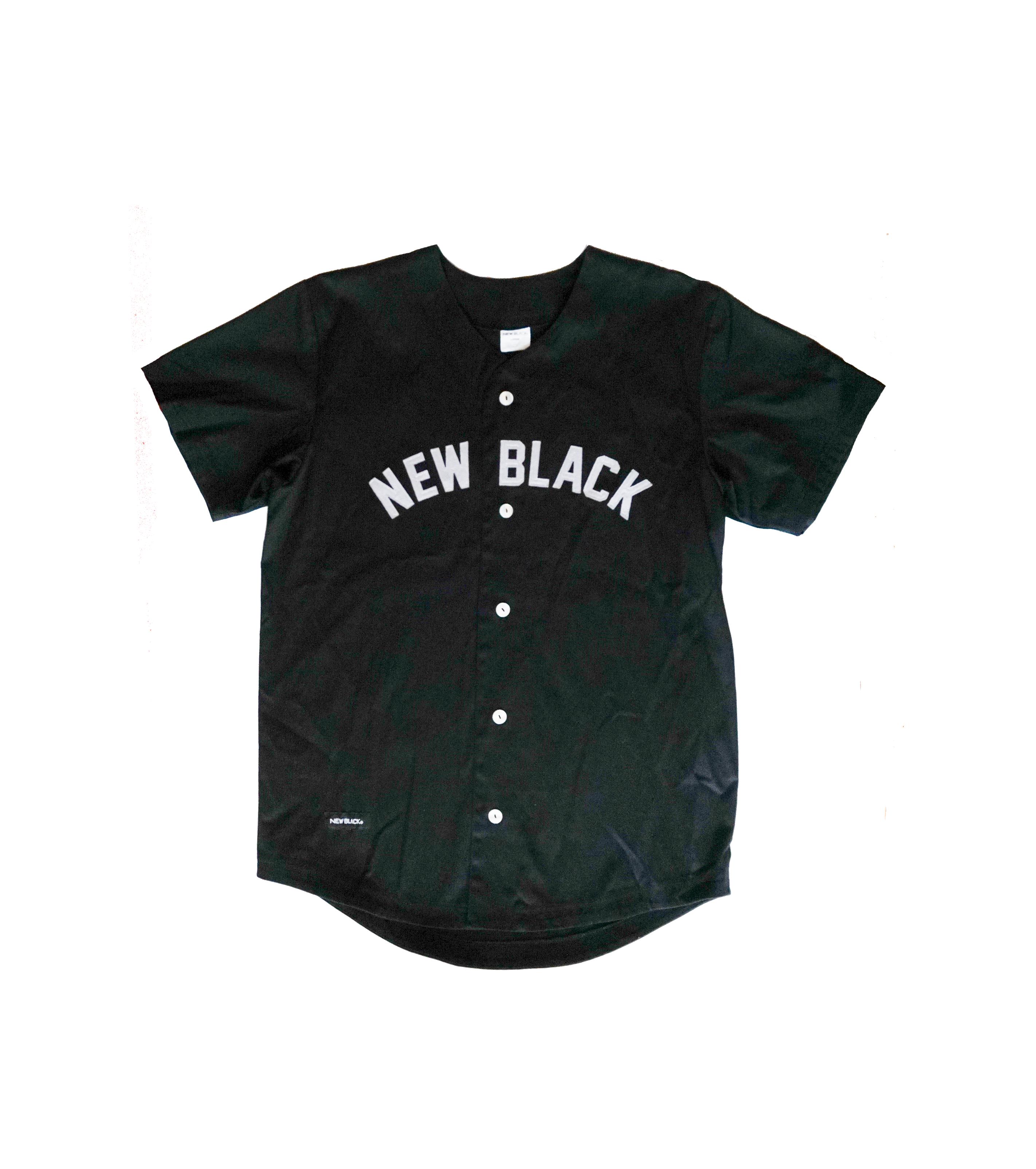 New Black Jersey
