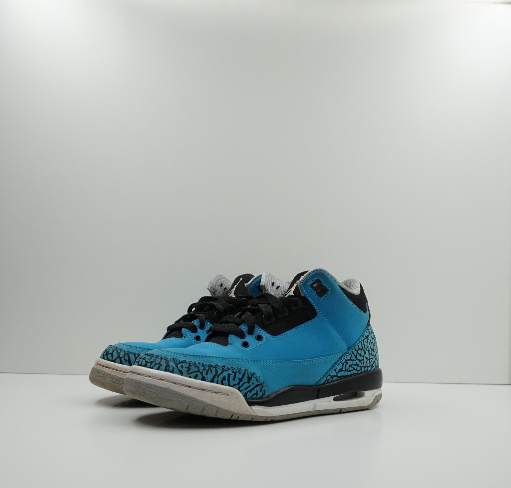 Jordan 3 Retro Powder Blue GS
