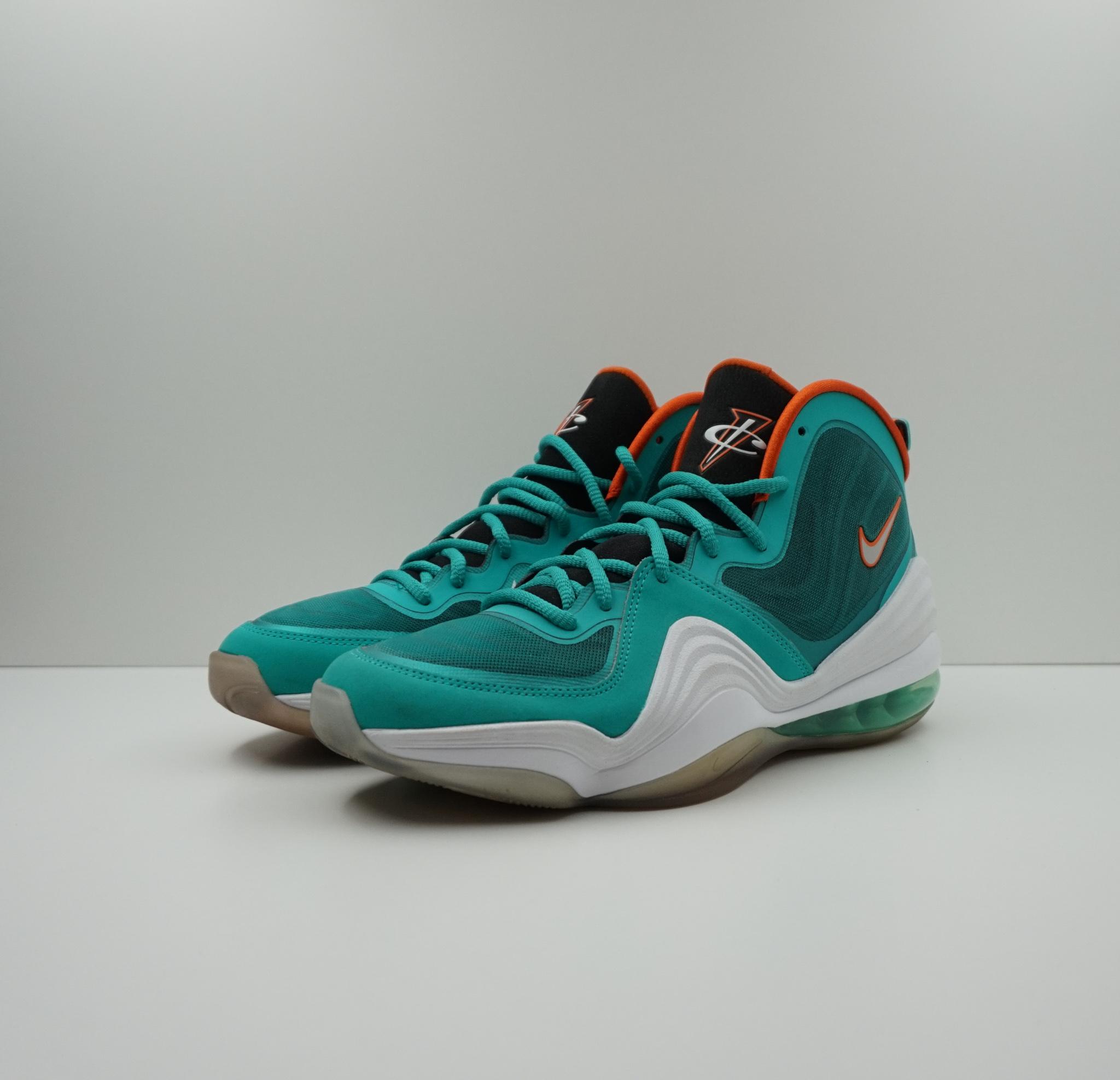 Nike Penny V Miami Dolphins