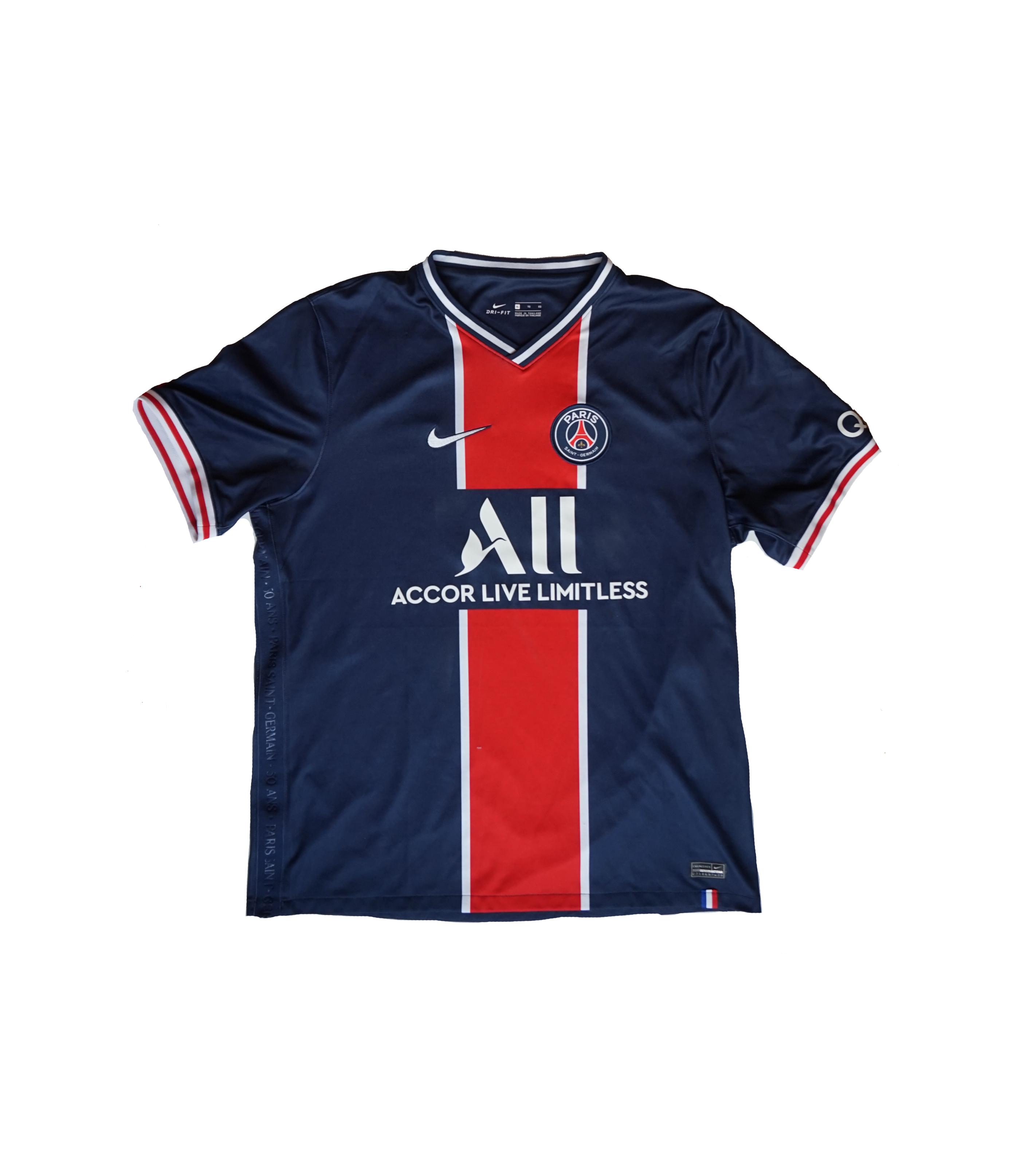 Nike Paris Saint-Germain Jersey