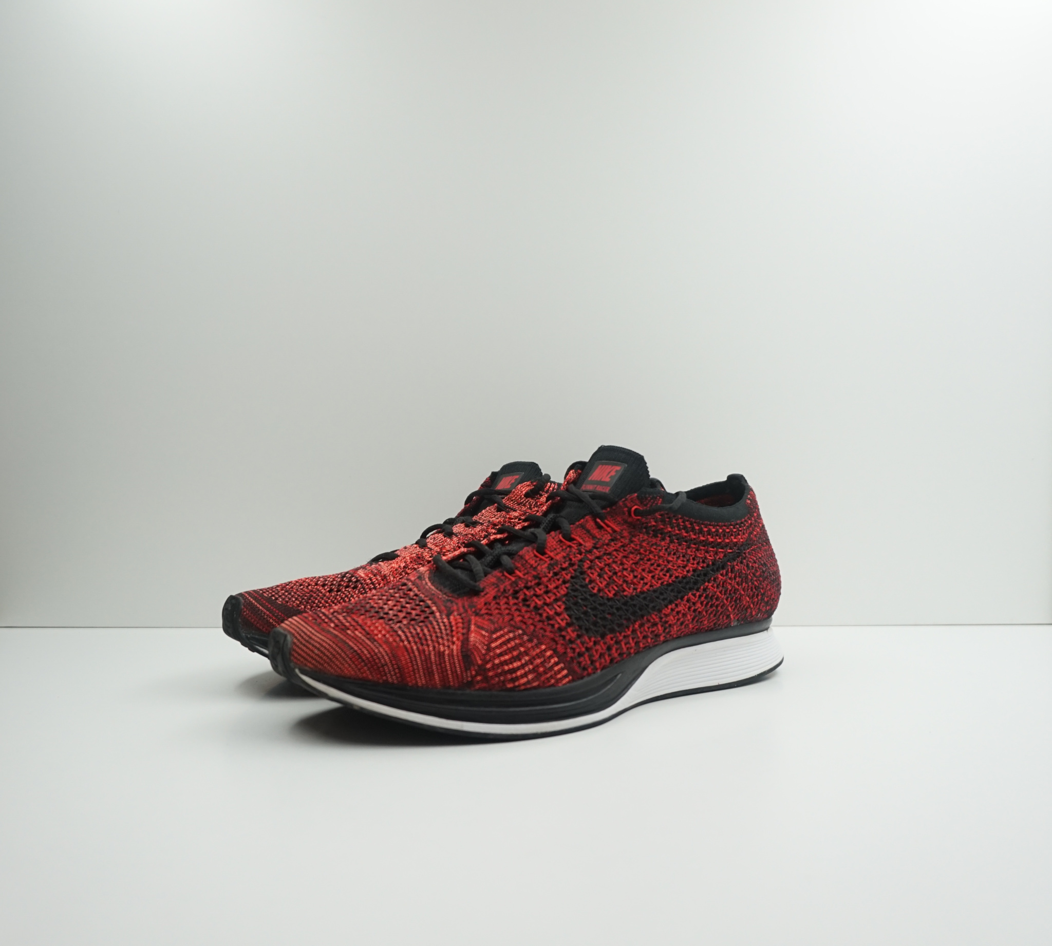 Nike Flyknit Racer Fire Rooster