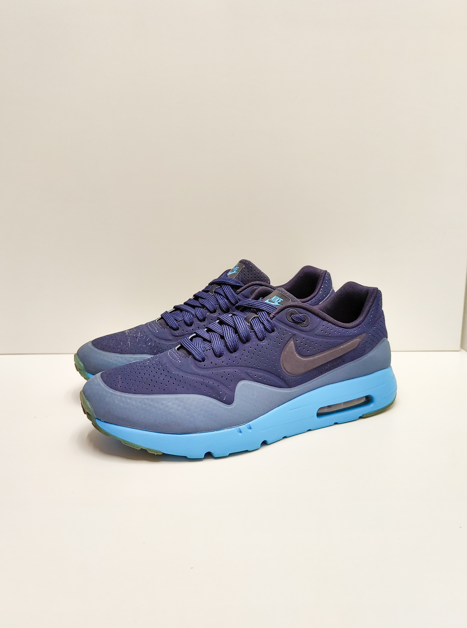 Nike Air Max 1 Ultra Moire Navy Slate