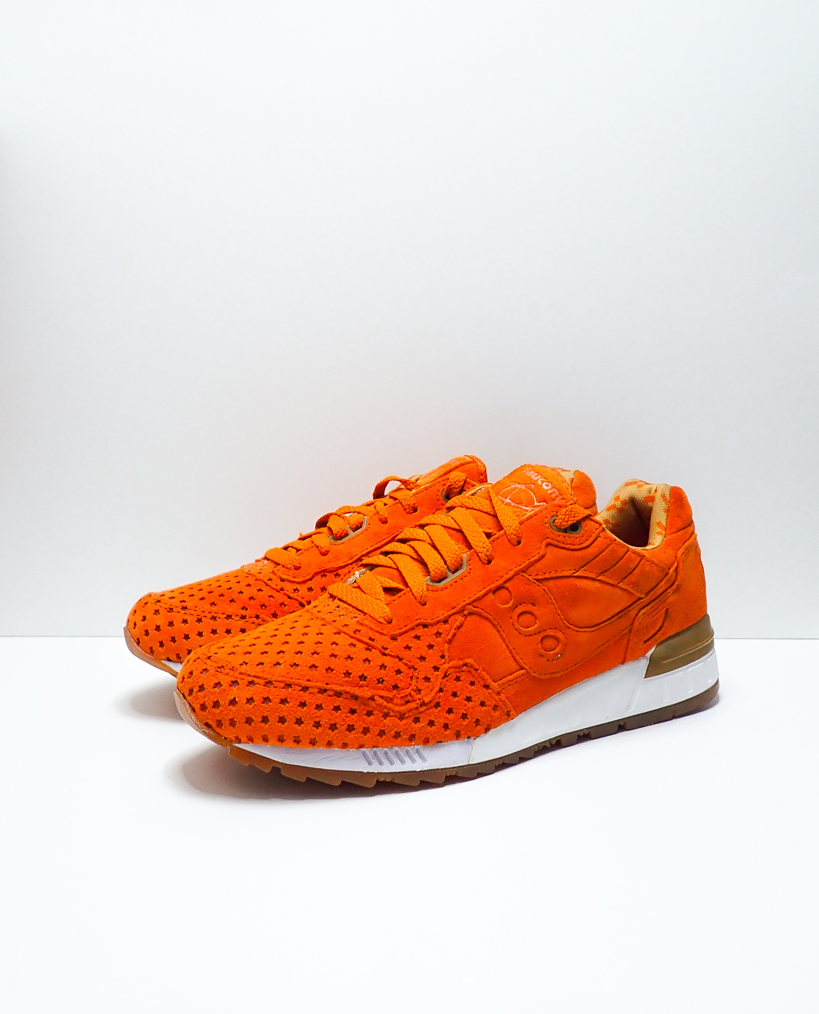Saucony Shadow 5000 x Play Cloths Strange Fruit Pack (Orange)