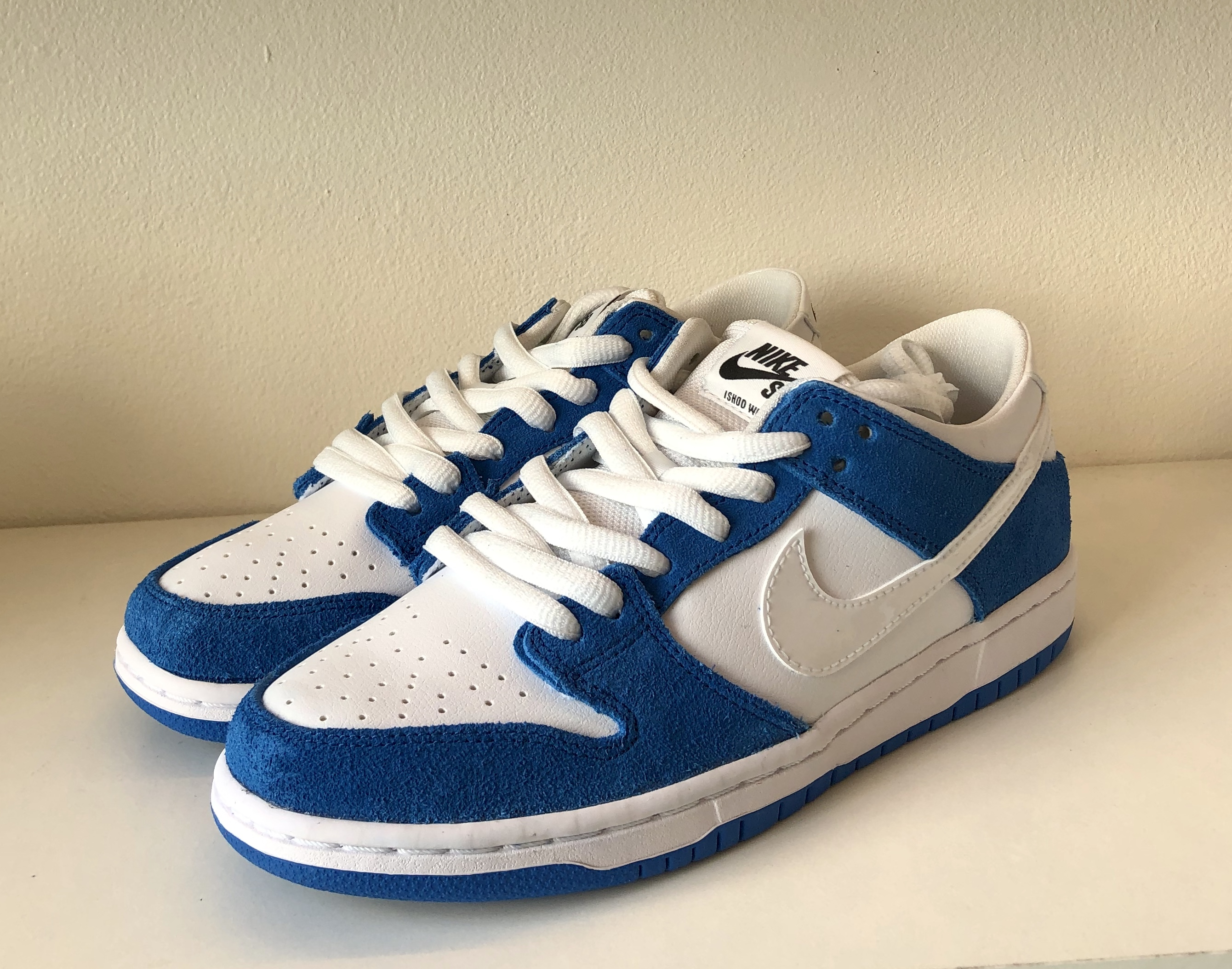 Nike SB Dunk Low Ishod Wair Blue Spark