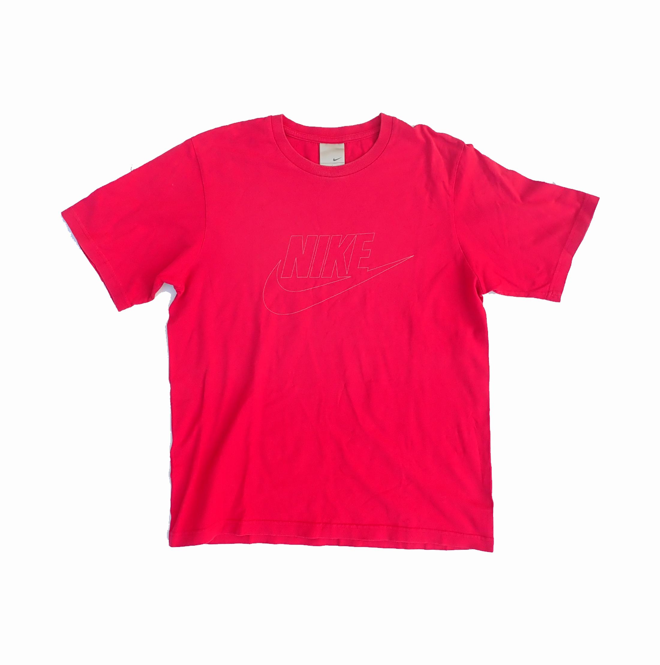 Nike Logo Tshirt Pink