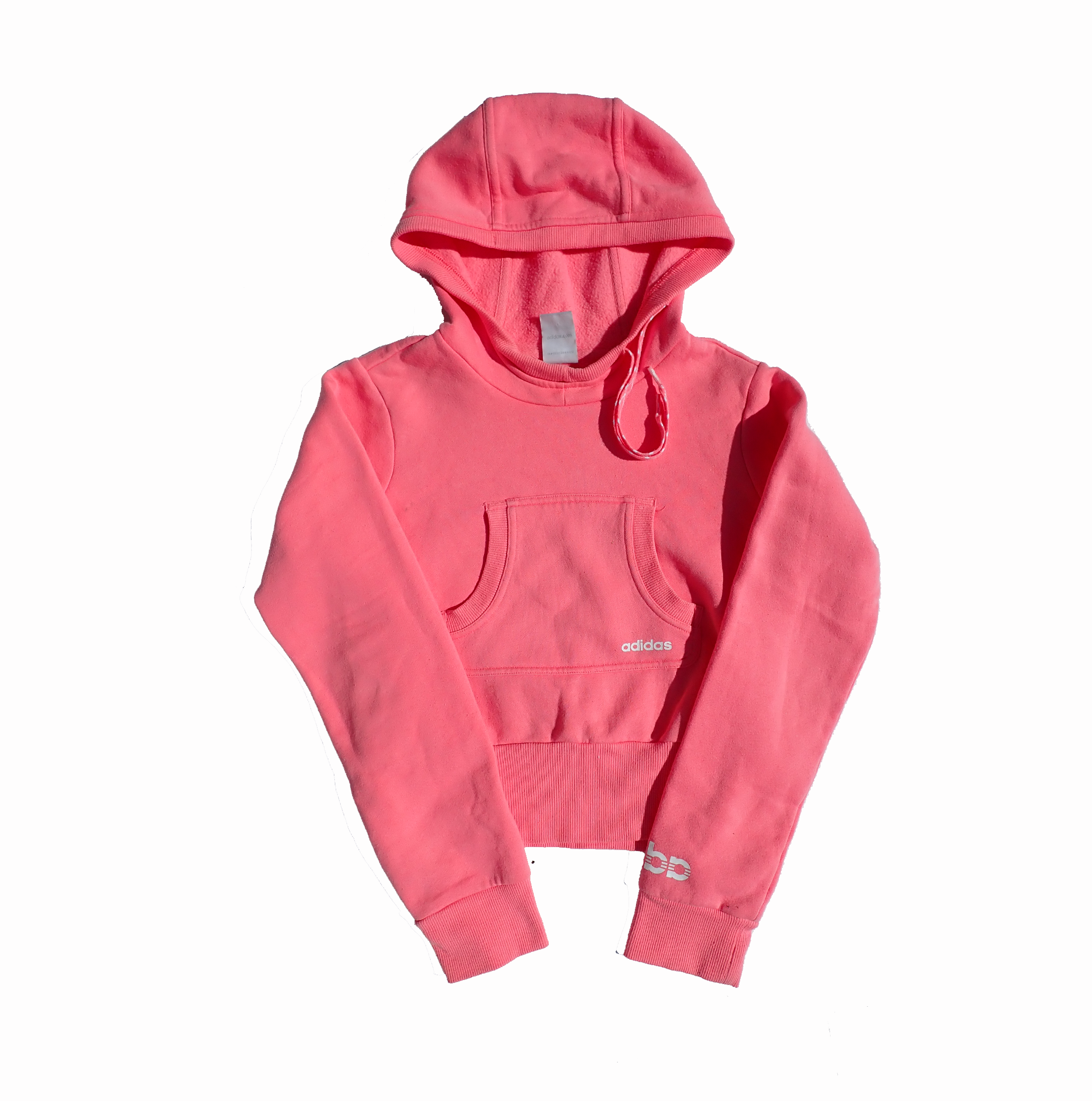 Adidas Wmns Cropped Hoodie