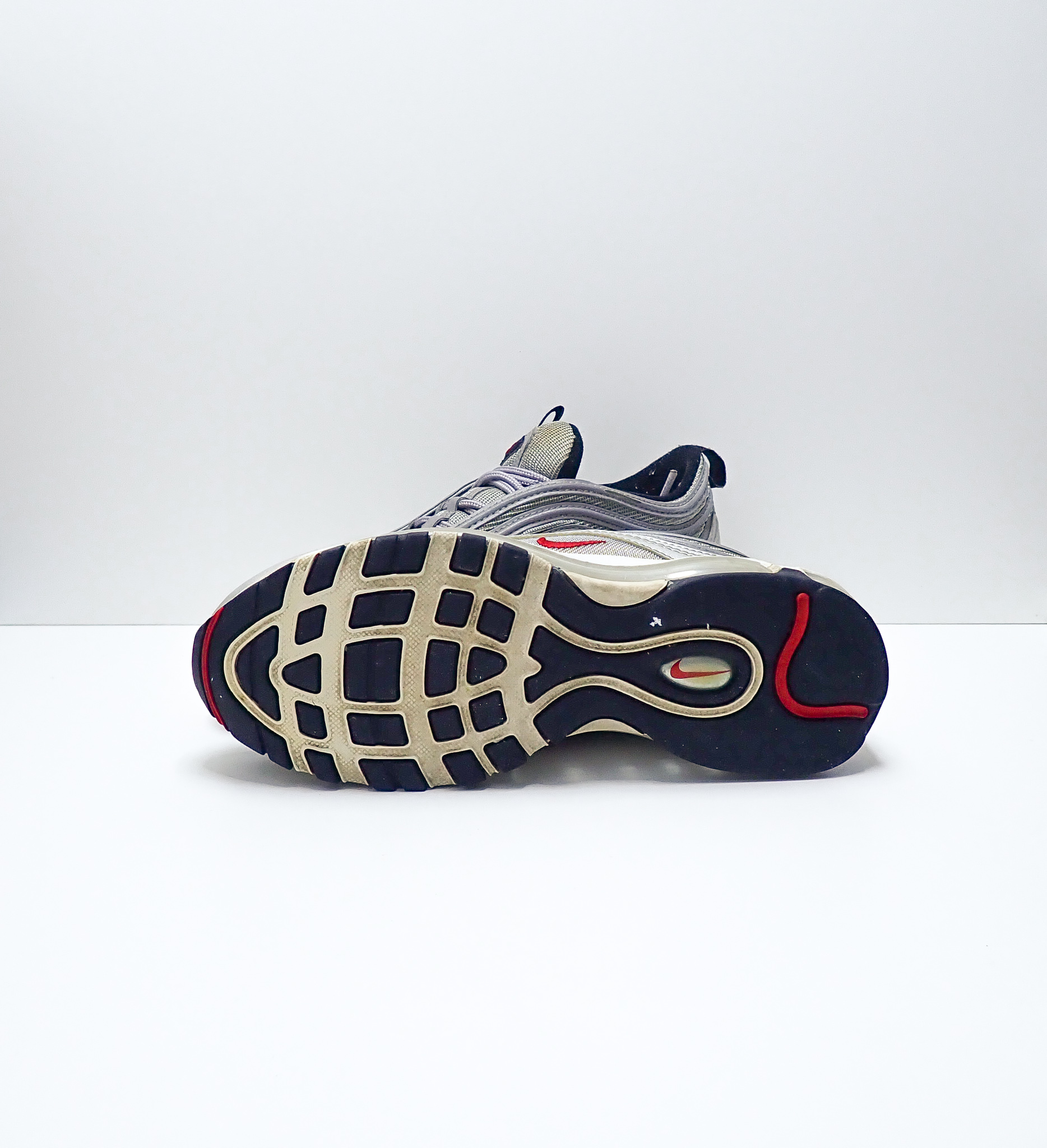 Nike Air Max 97 Silver Bullet (GS)