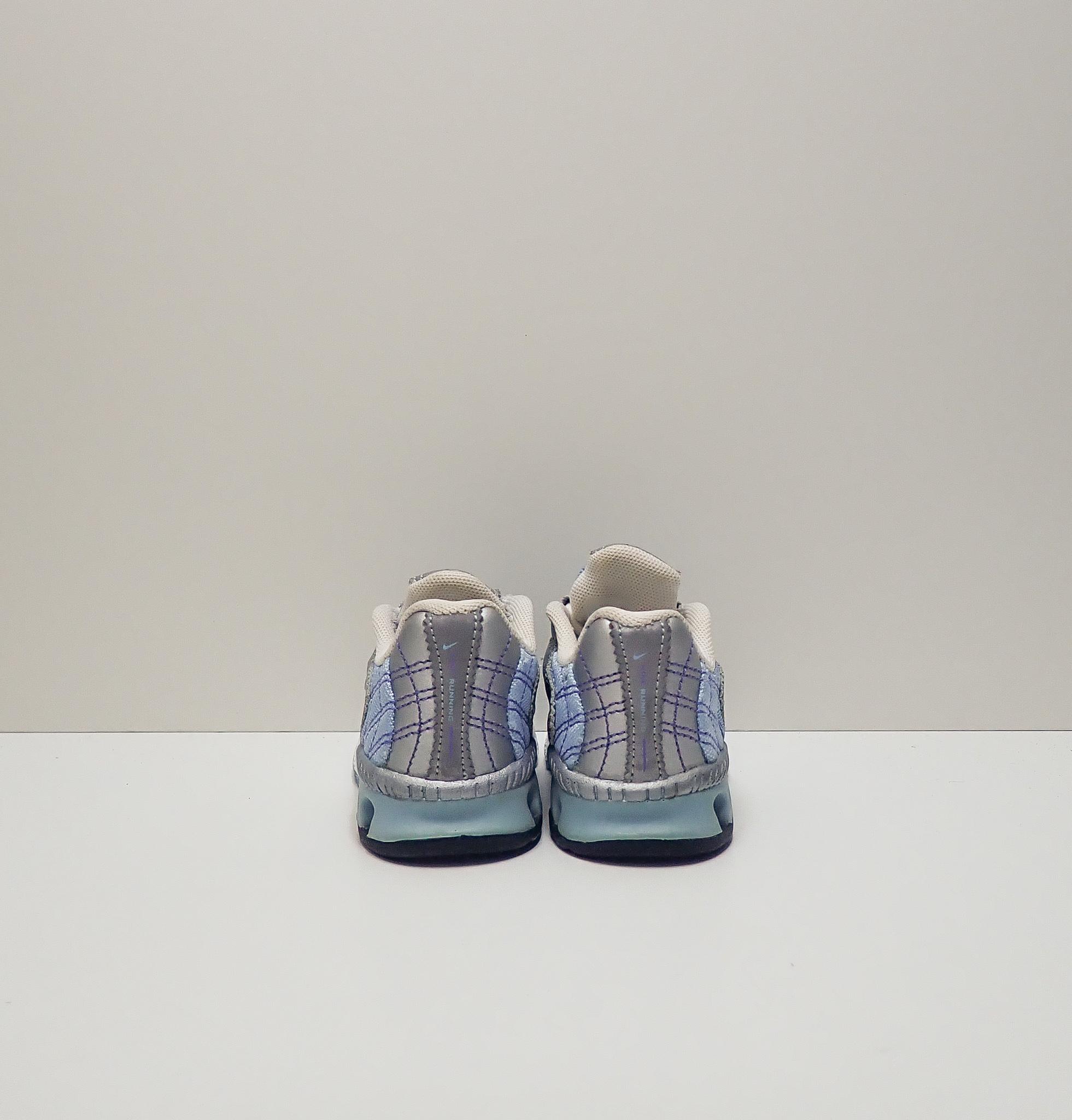Nike Toddler Grey Blue