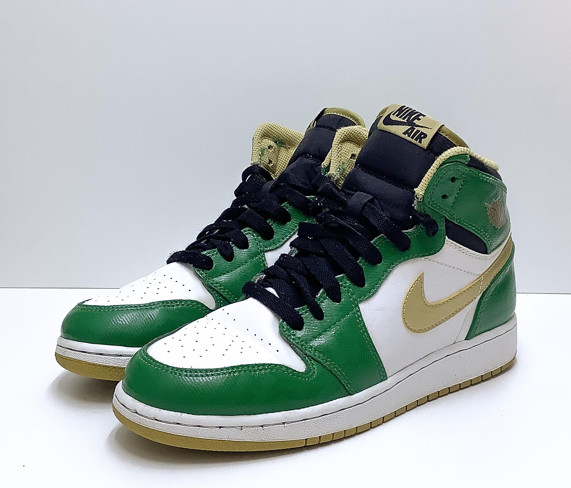 Jordan 1 Retro High Celtics (GS)