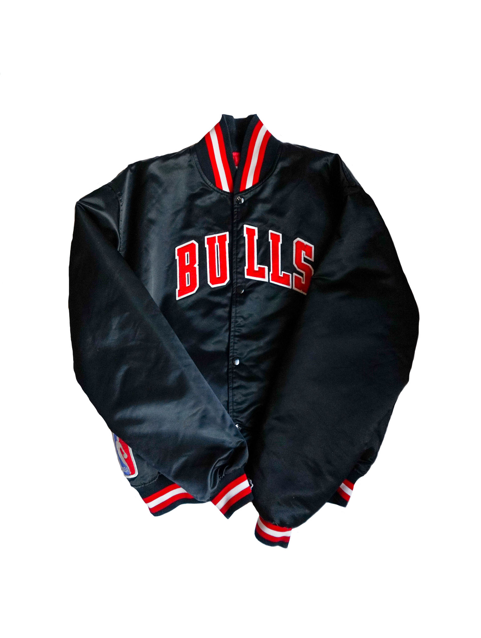Bulls Satin Jacket