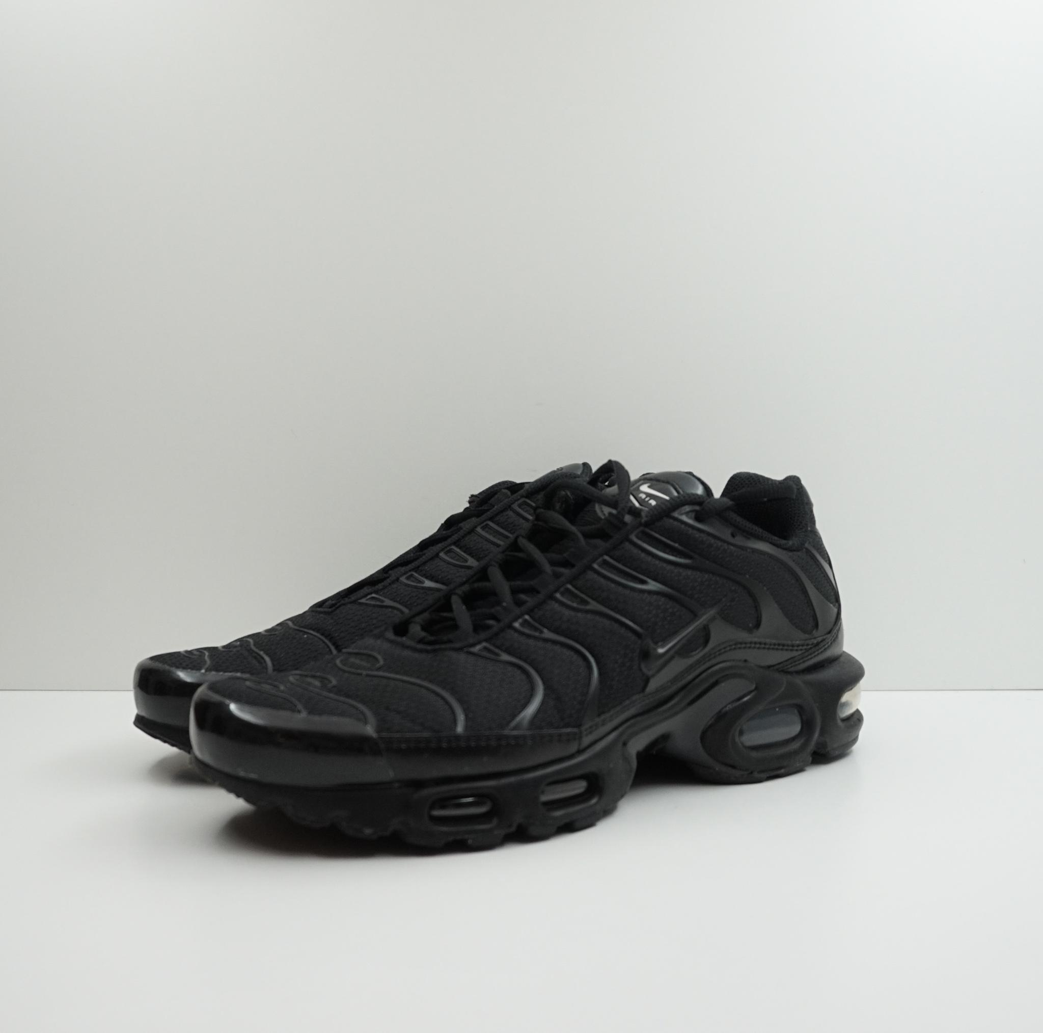 Nike Air Max Plus TN Triple Black