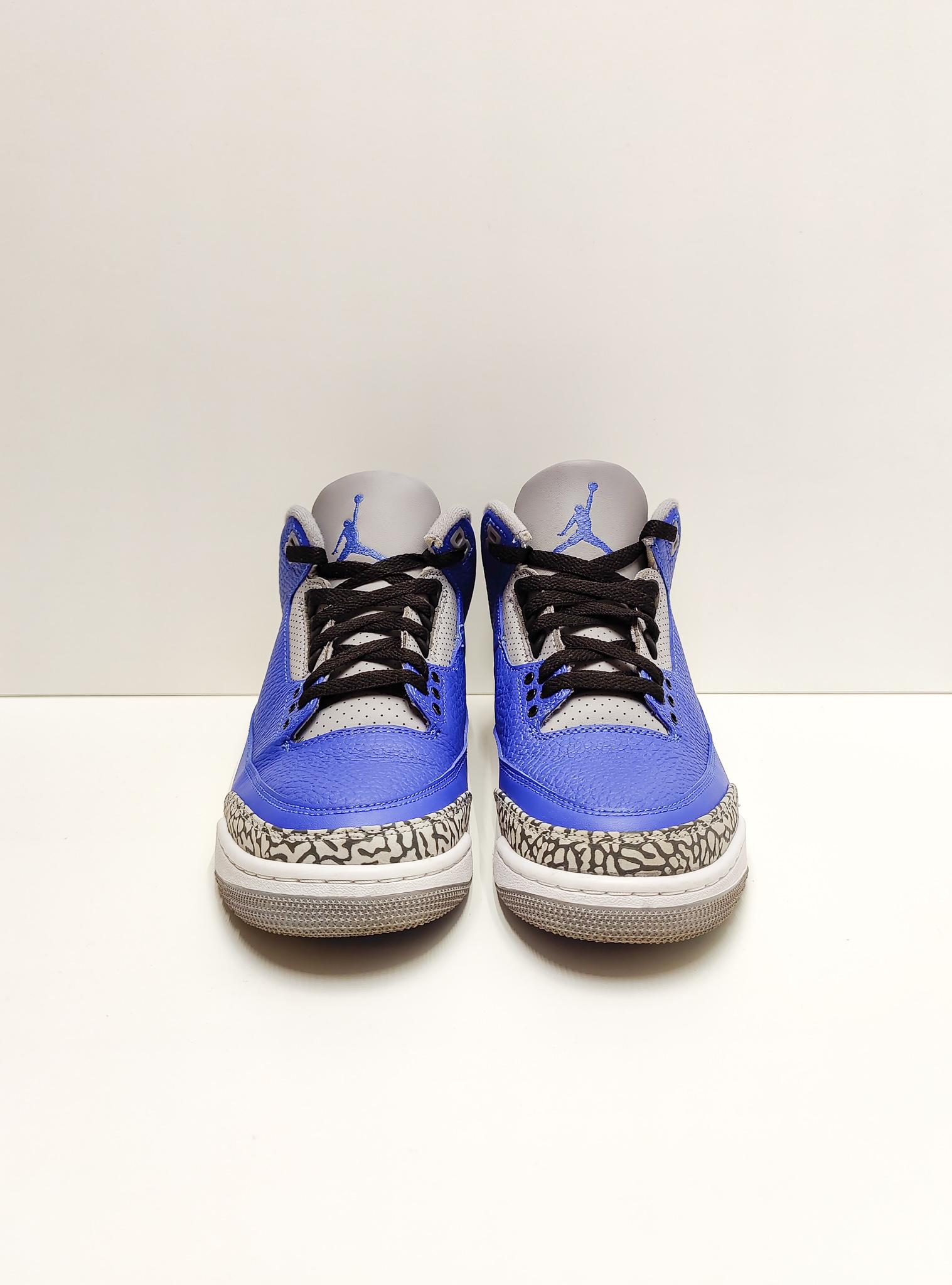 Jordan 3 Retro Varsity Royal Cement