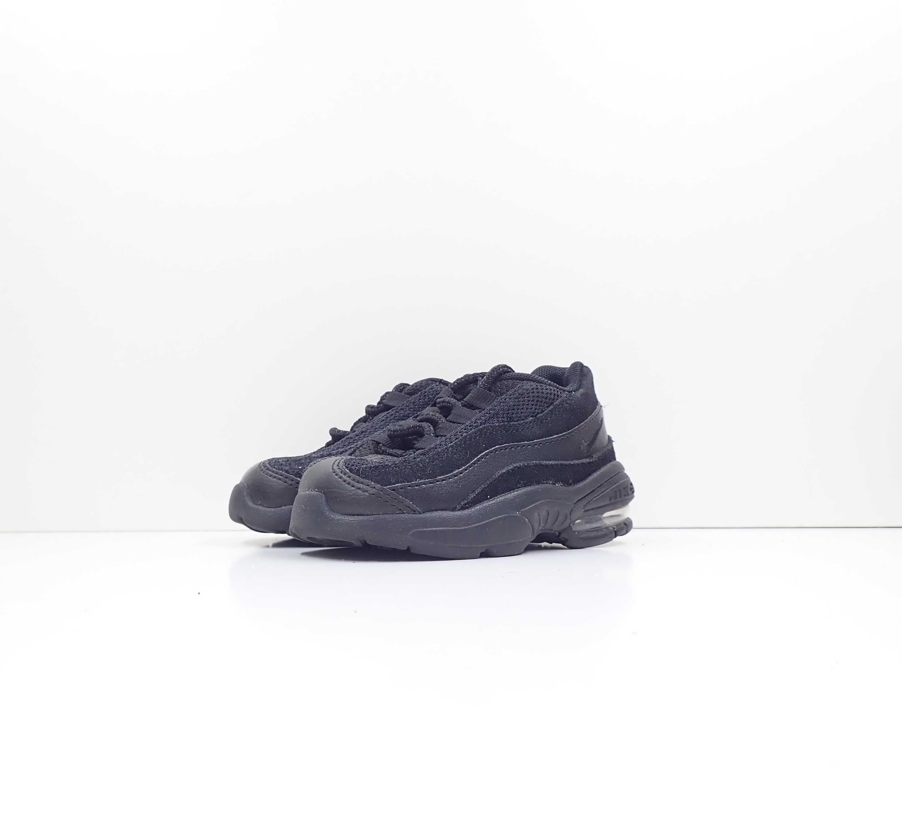 Nike Air Max 95 Triple Black Toddler