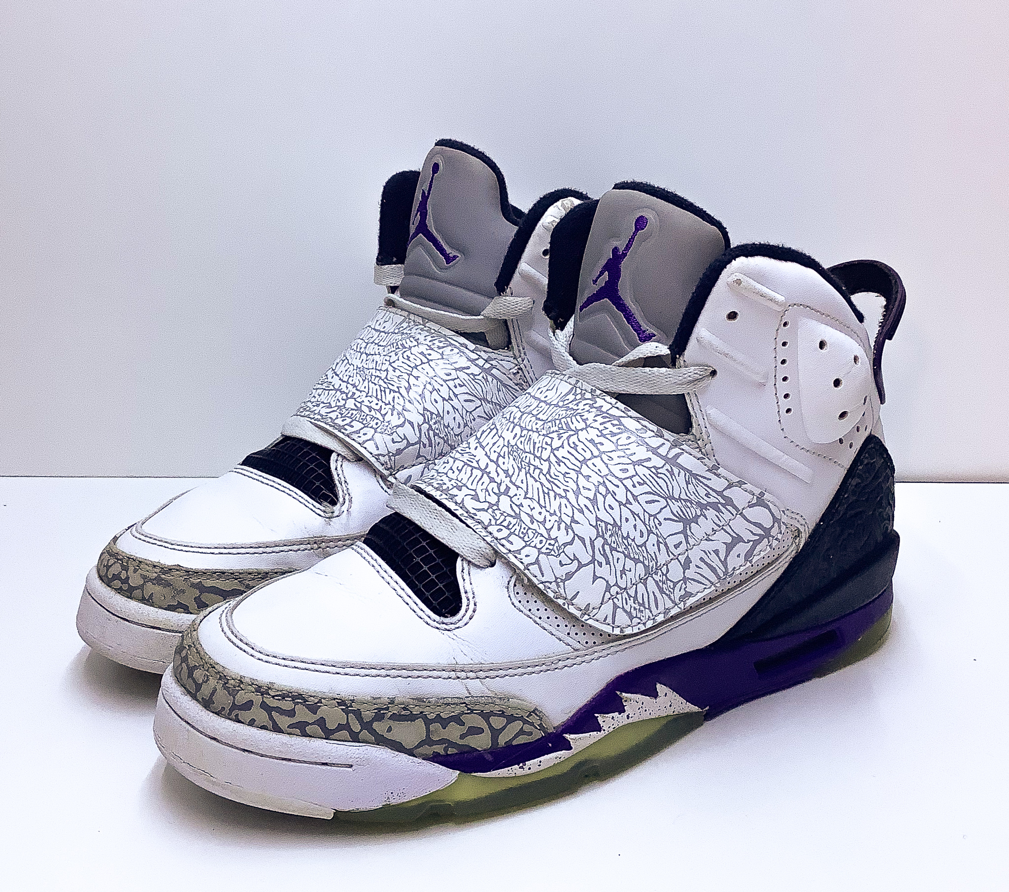 Jordan Son of Mars Club Purple (GS)