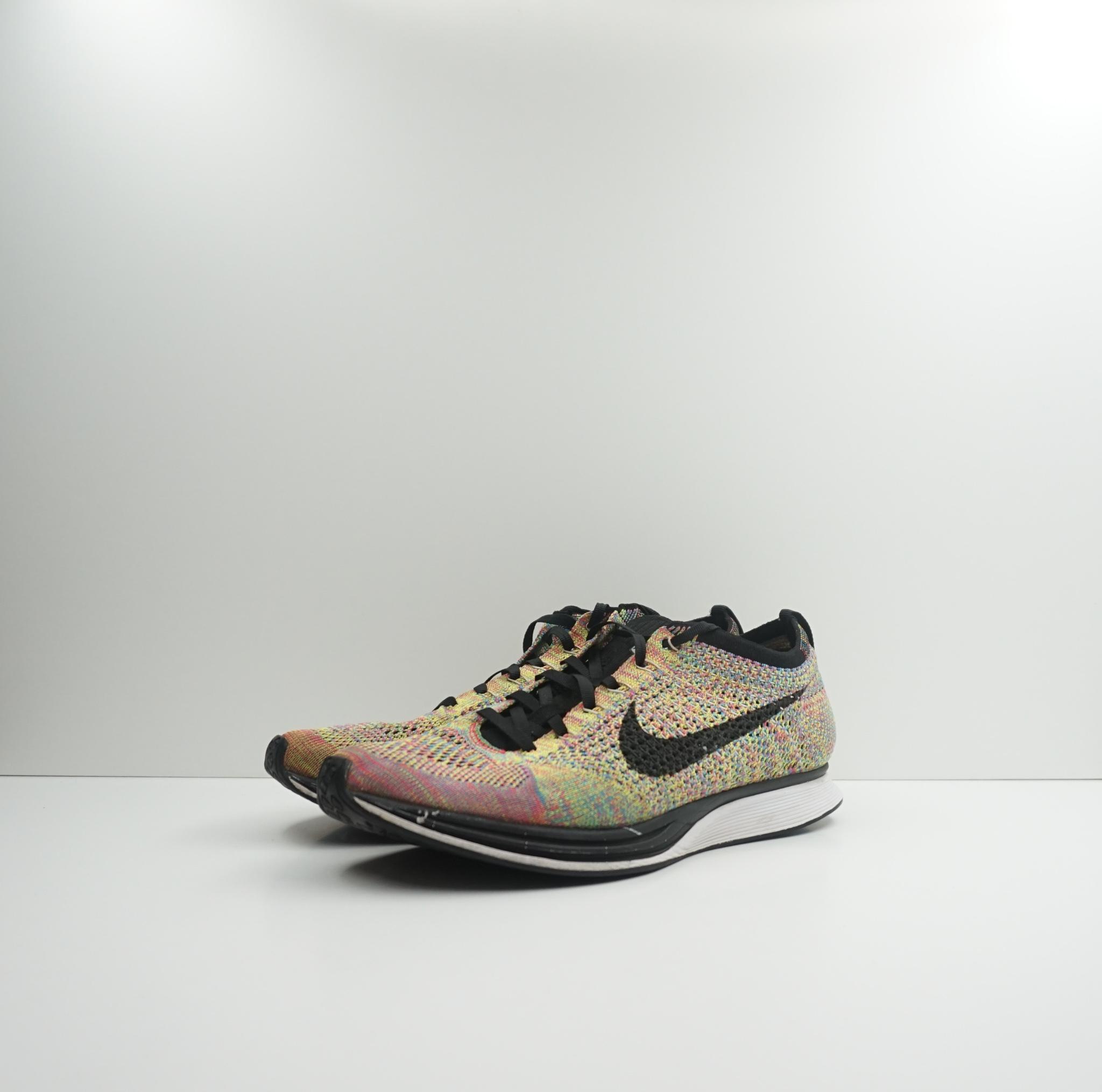 Nike Flyknit Racer Multi-Color