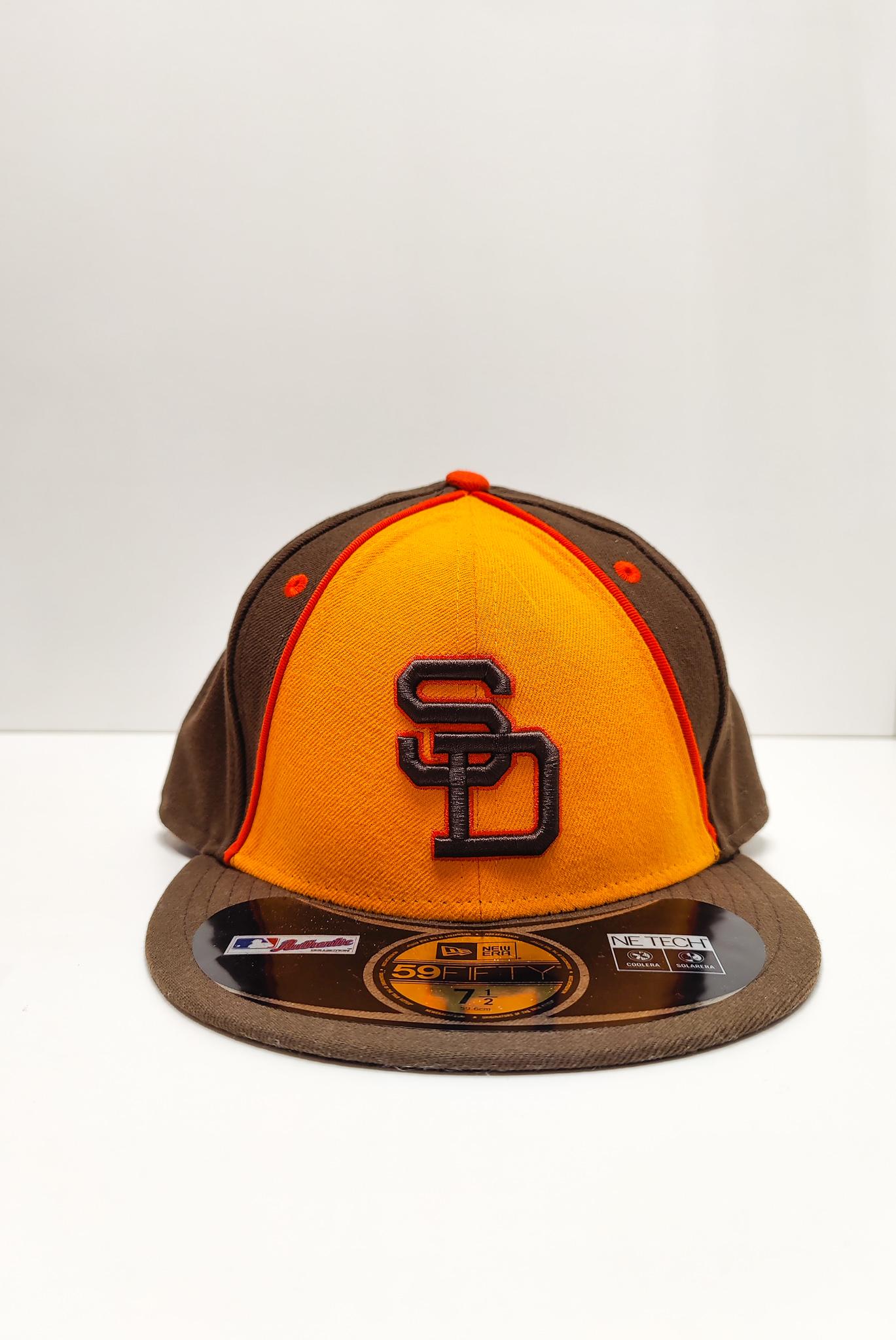 New Era Cap 59Fifty San Diego Padres Cap