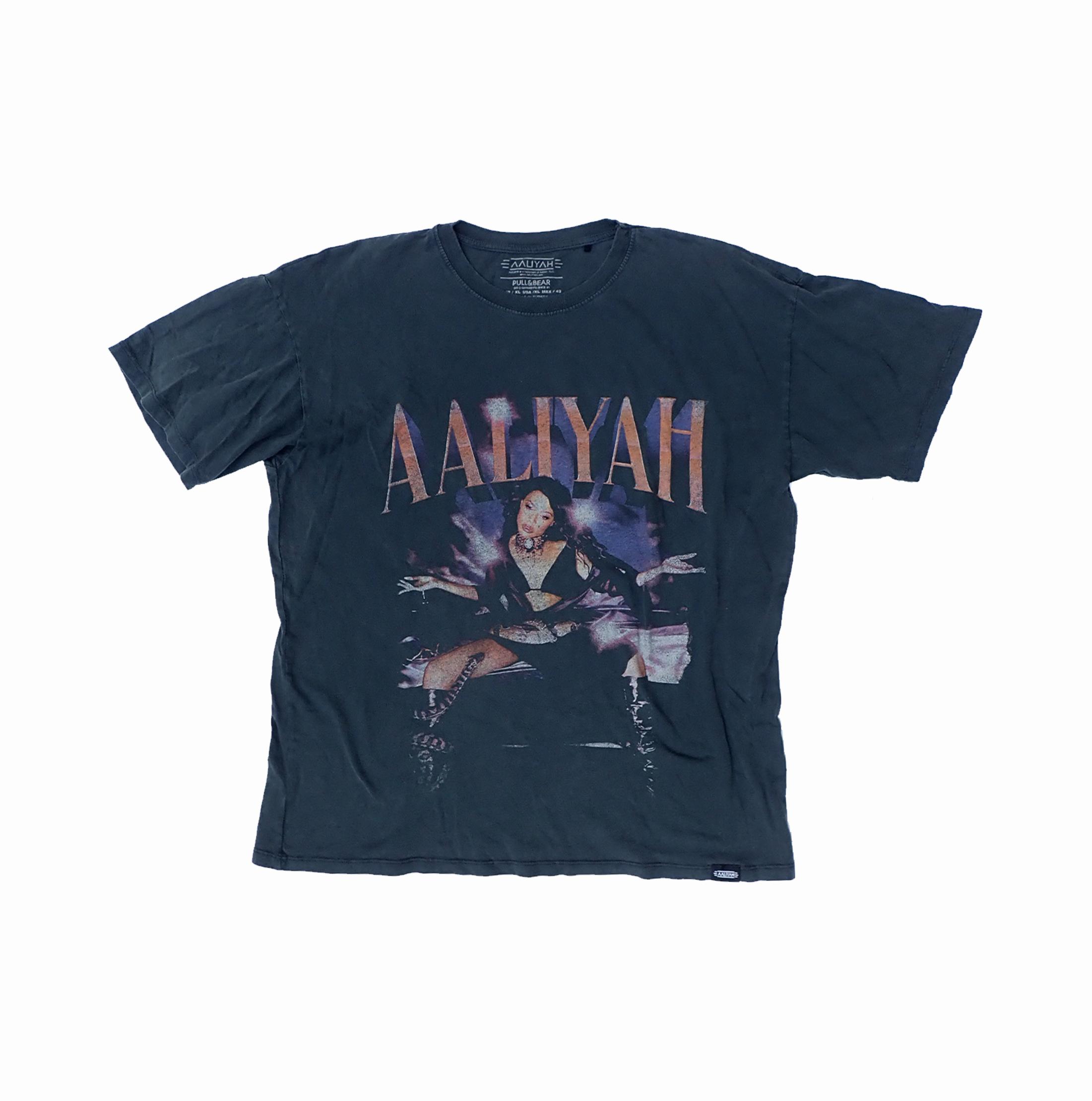 Aaliyah Photo Tshirt