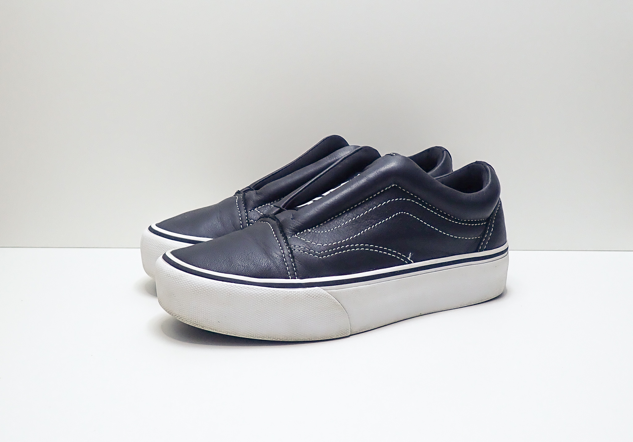 Vans Old Skool Platform Slip-on Karl Lagerfeld