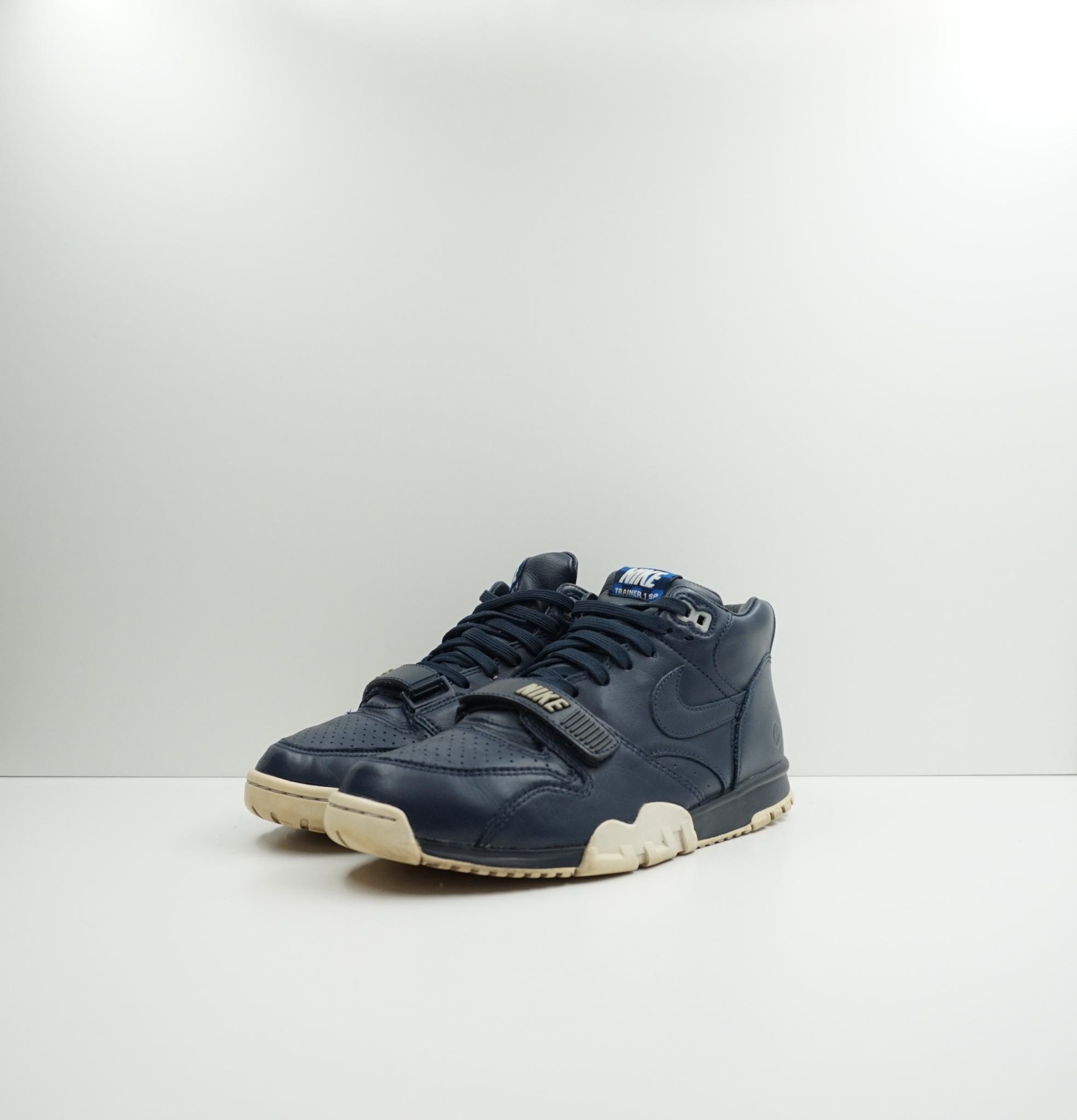 Nike Air Trainer 1 Fragment Design Obsidian