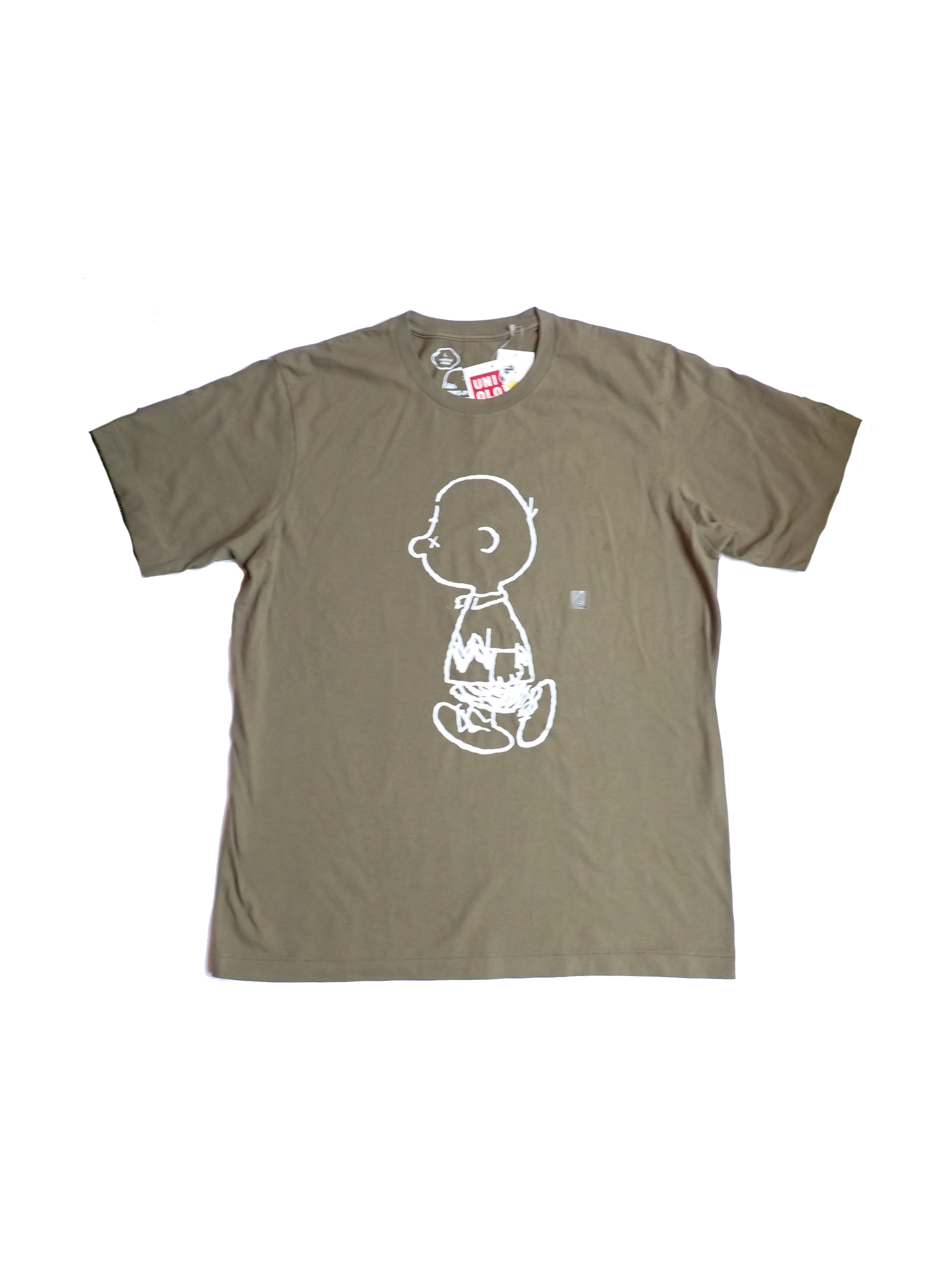 Uniqlo Peanuts Kaws T Shirt