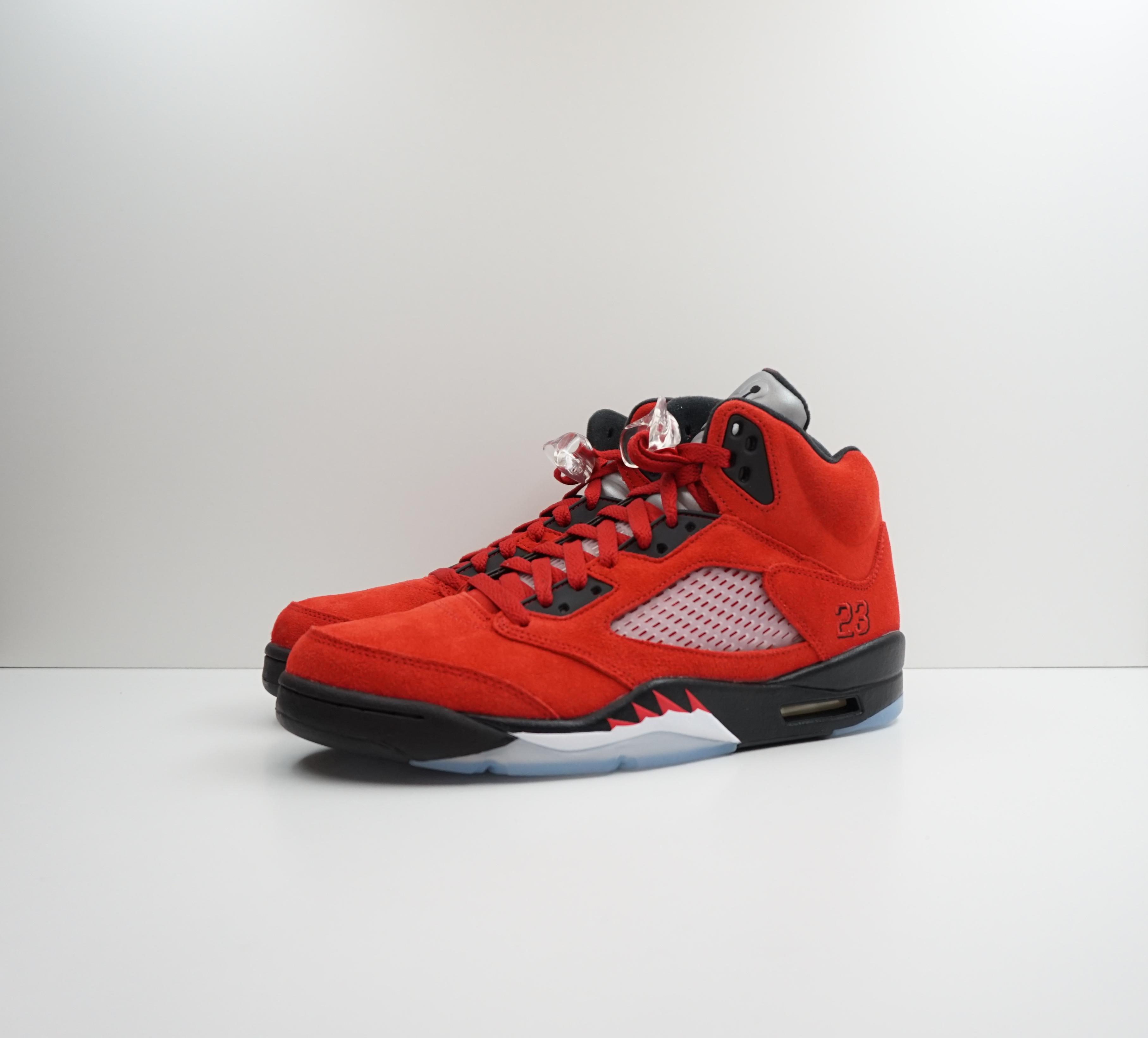 Jordan 5 Retro Raging Bull Red (2021)