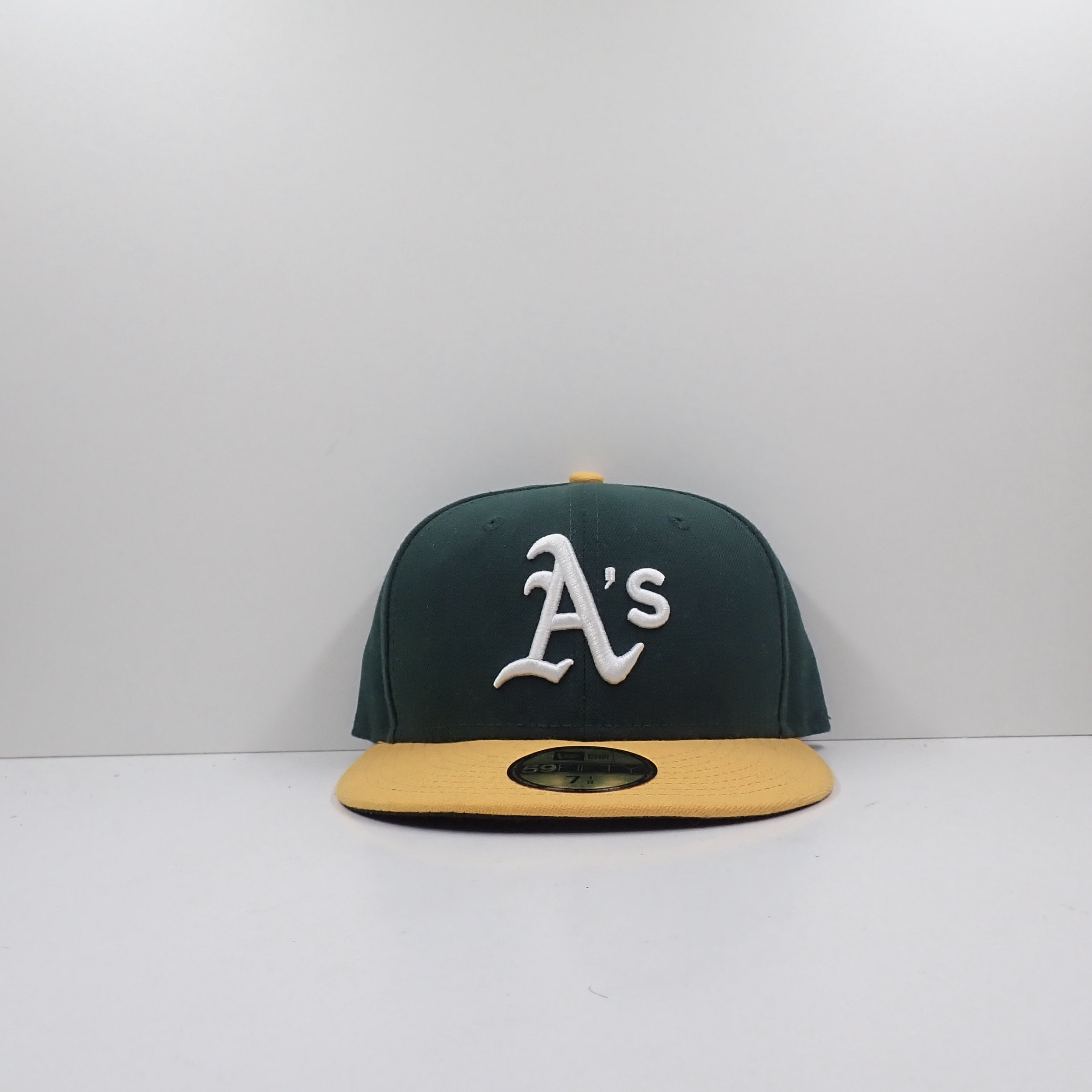 New Era MLB Oakland A's Fitted Cap