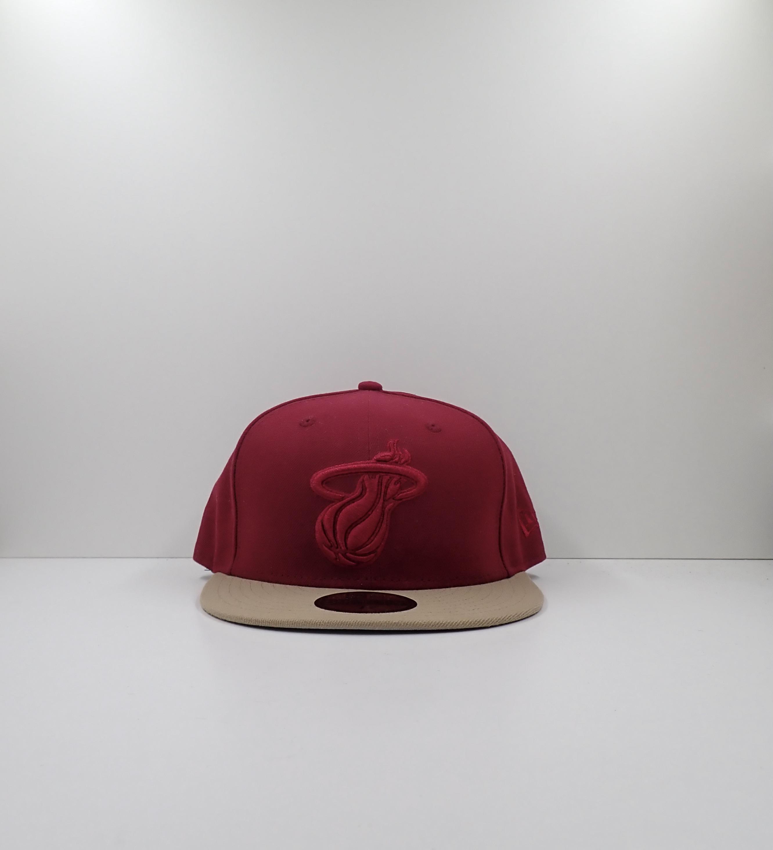 New Era Miami Heat Cap