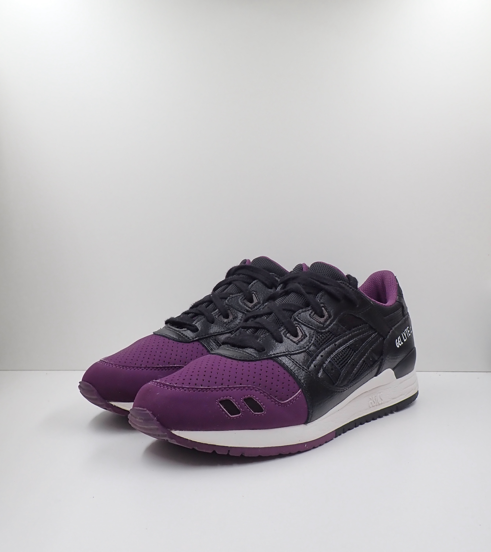 Asics Gel Lyte III Purple