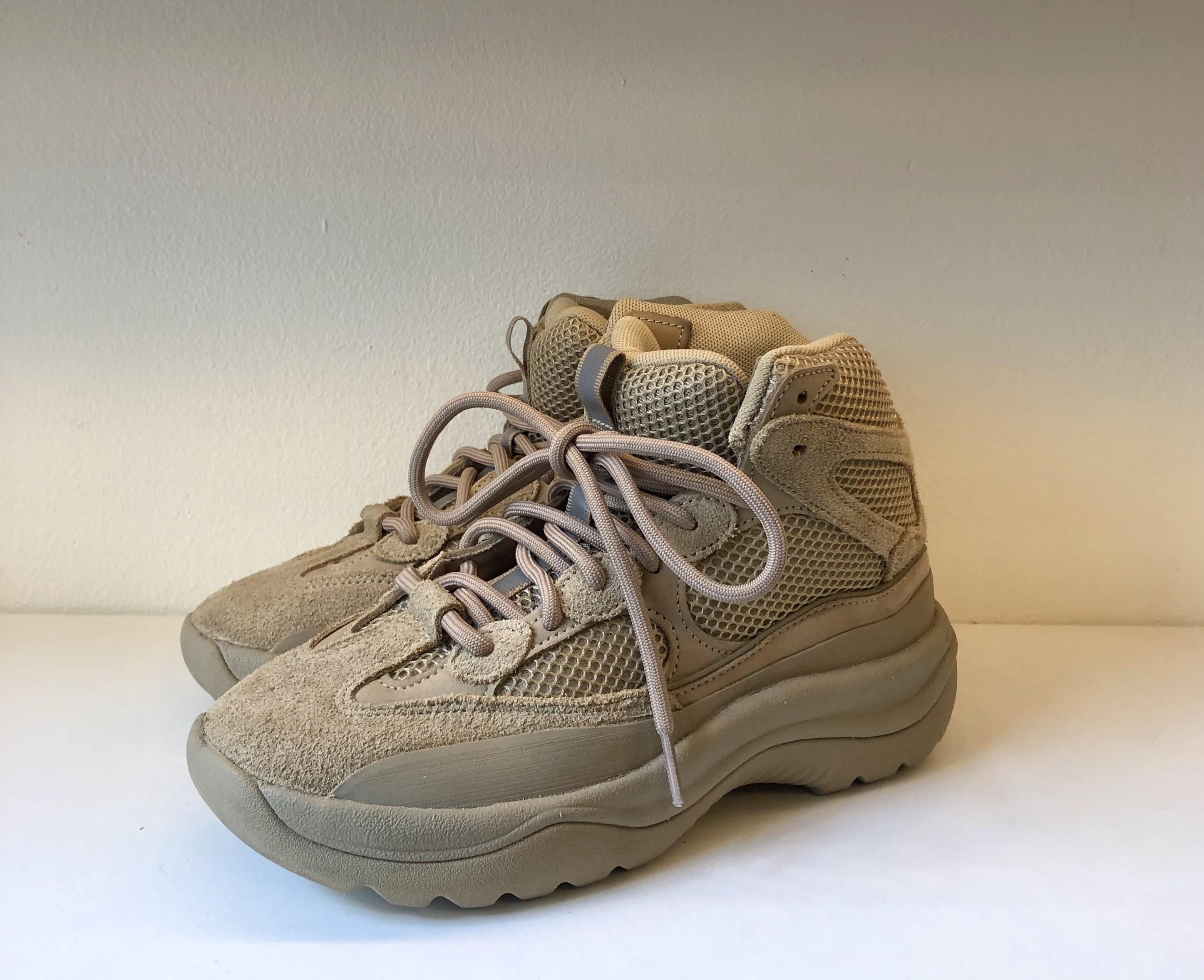 Adidas Yeezy Desert Boot Rock