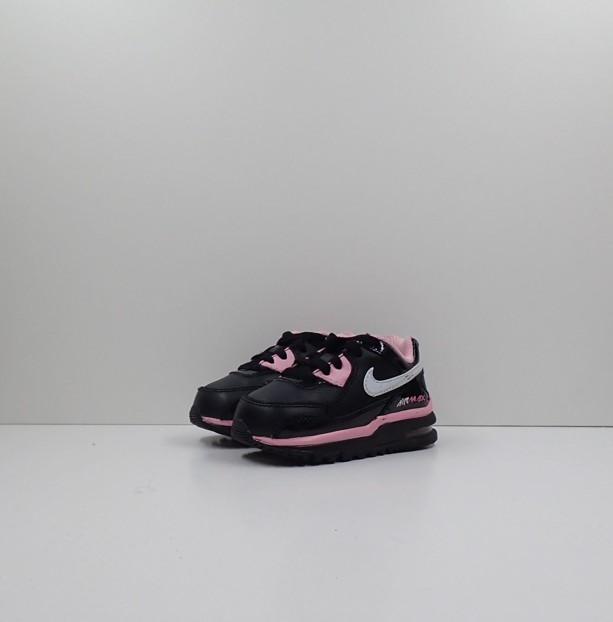 Nike Air Max Toddler Black/Pink