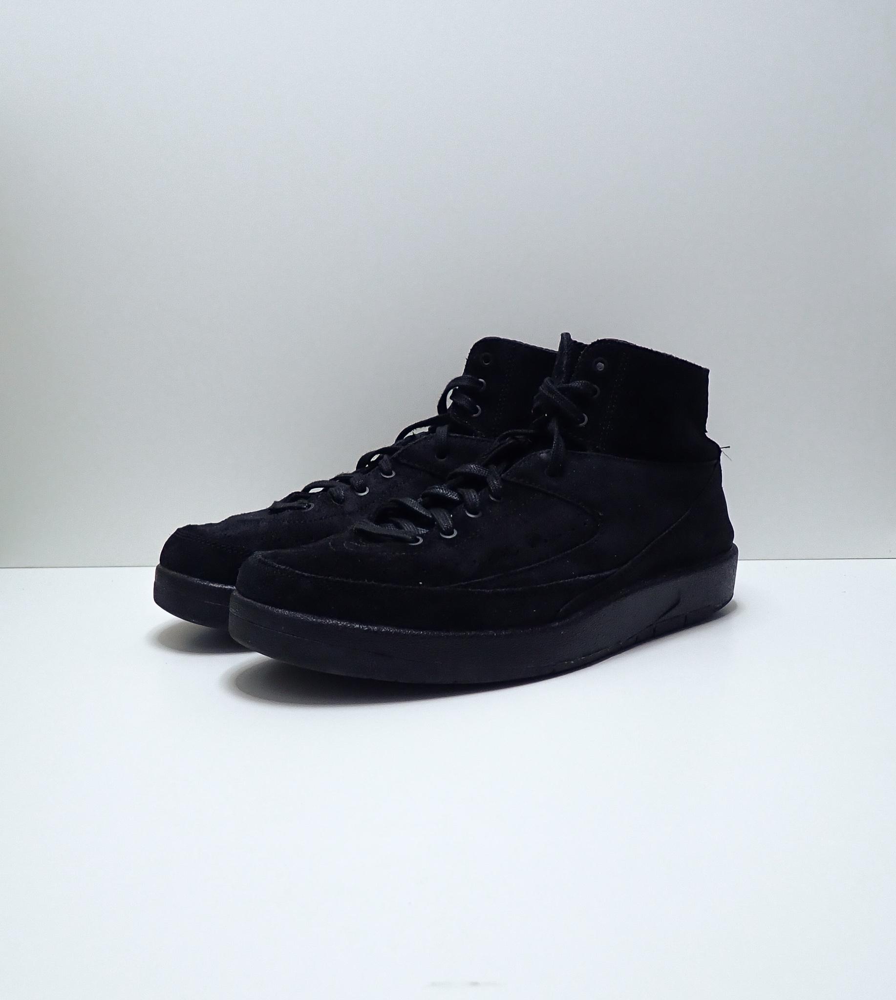 Jordan 2 Retro Decon Black