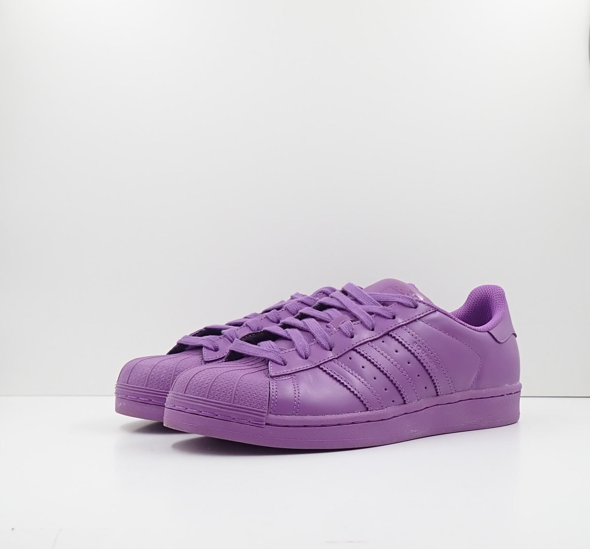 Adidas Superstar Supercolor Pack Violet