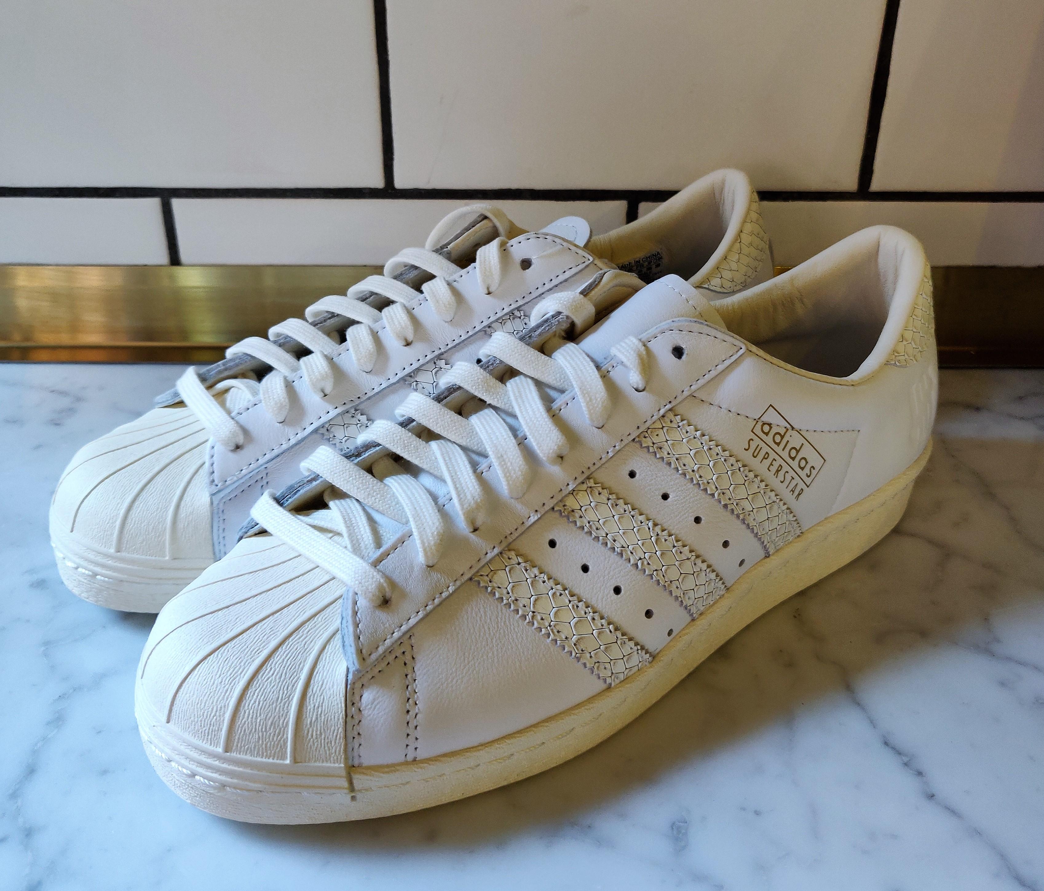 Adidas Superstar 80s UNDEFEATED