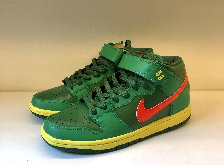 Nike Dunk SB Mid Watermelon
