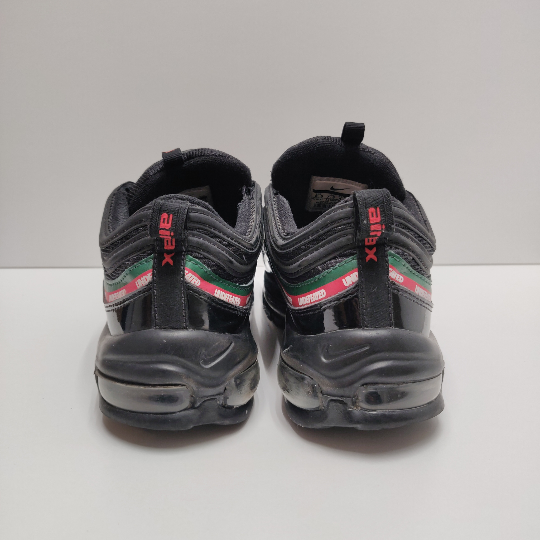 Nike Air Max 97 UNDFTD Black