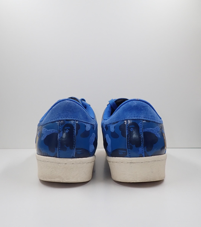 Adidas Superstar 80s UNDFTD X Bape