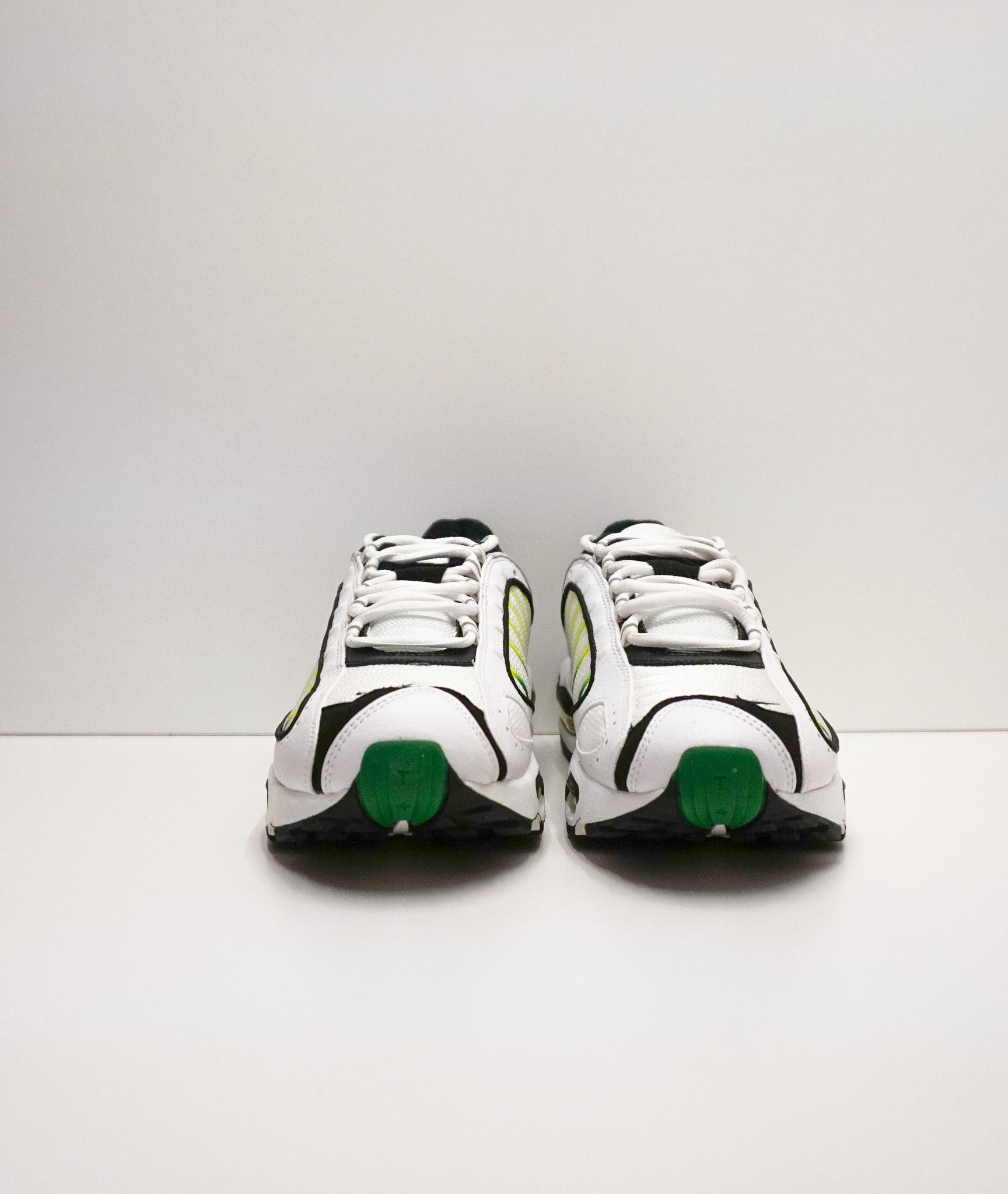Nike Air Max Tailwind 4 White Volt Black